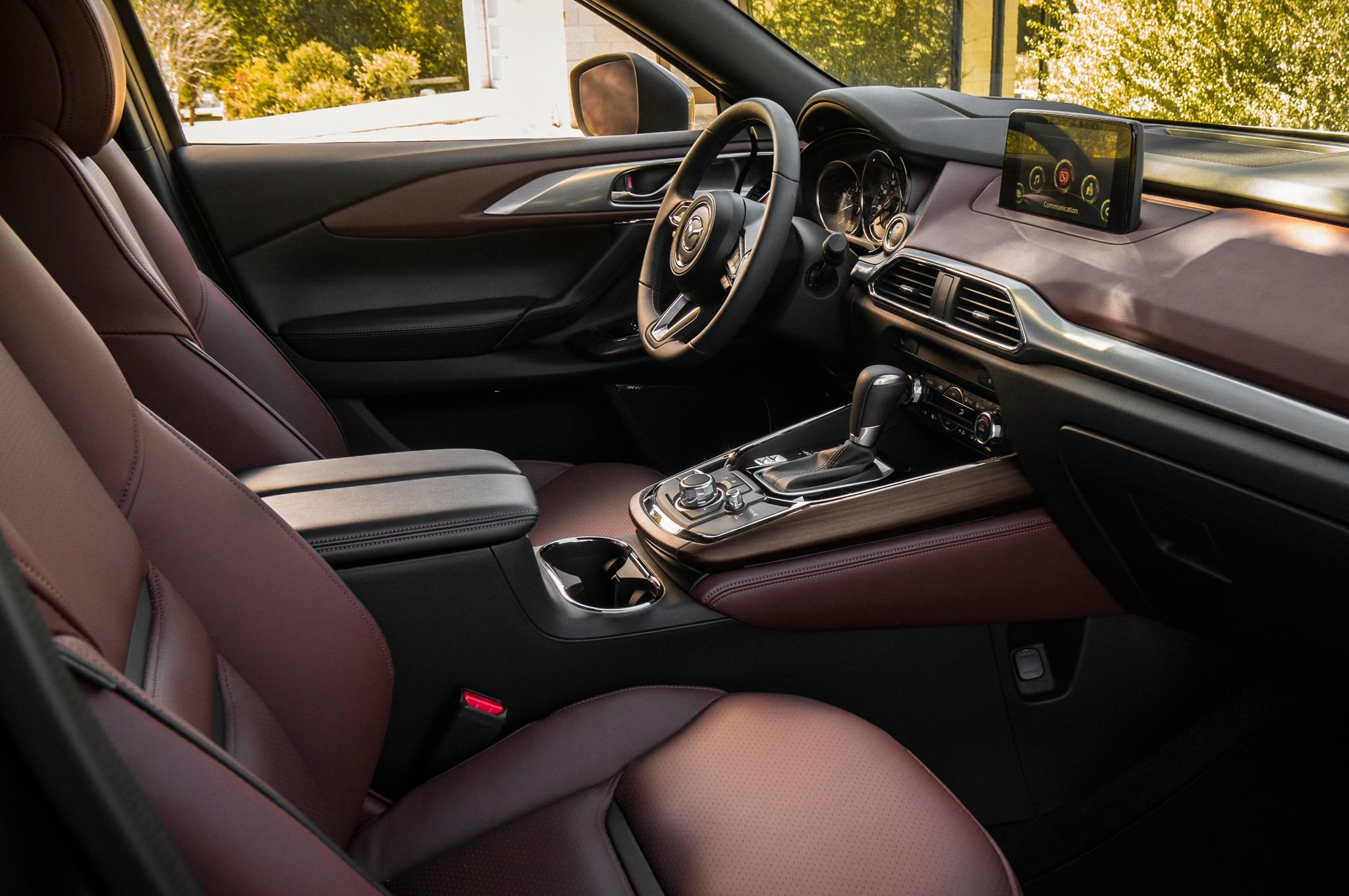 Mazda Cx 5 2016 Interior >> 2016 Mazda CX-9 First Drive
