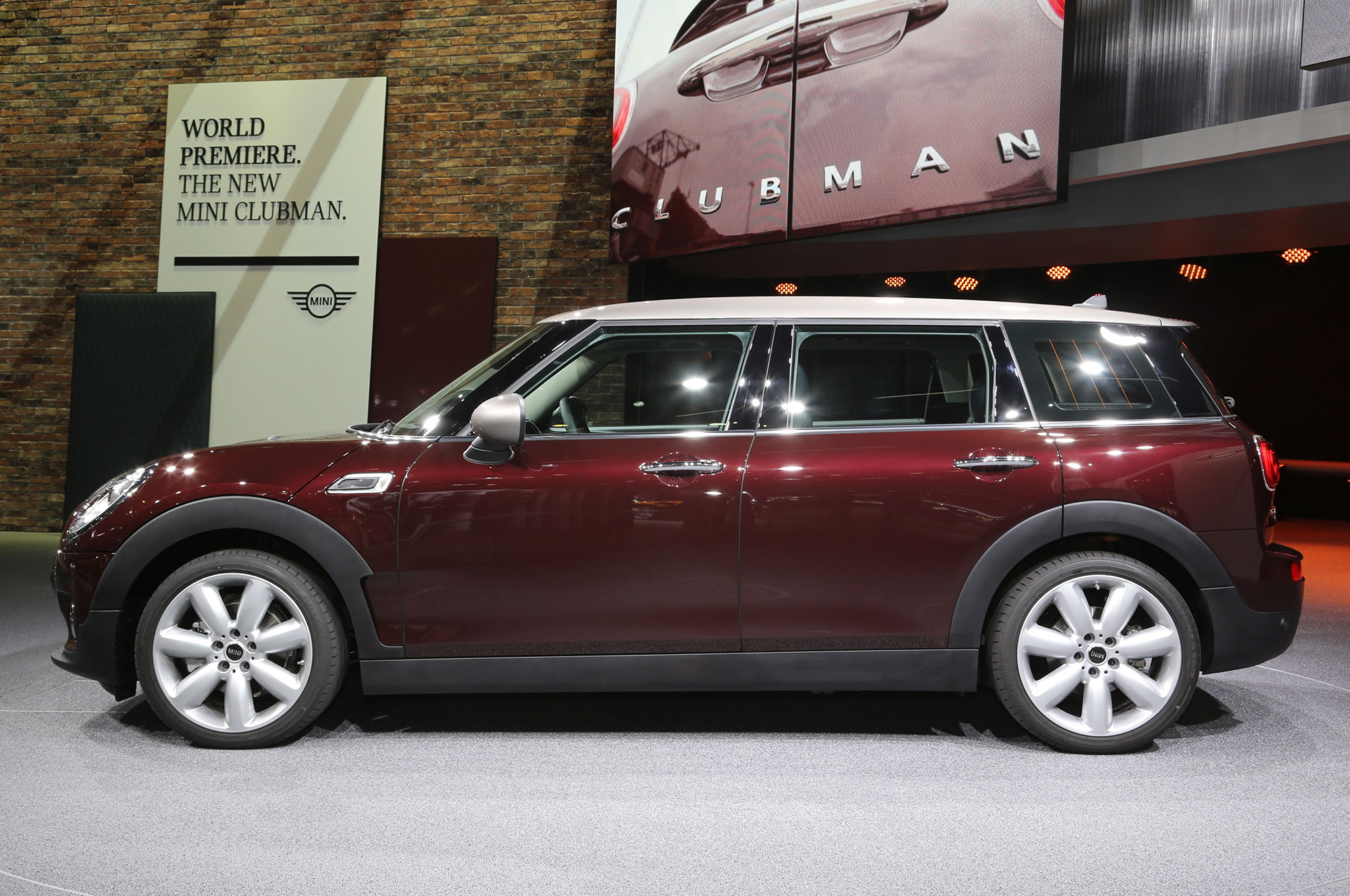 report 2016 mini clubman will add all4 all wheel drive model. Black Bedroom Furniture Sets. Home Design Ideas