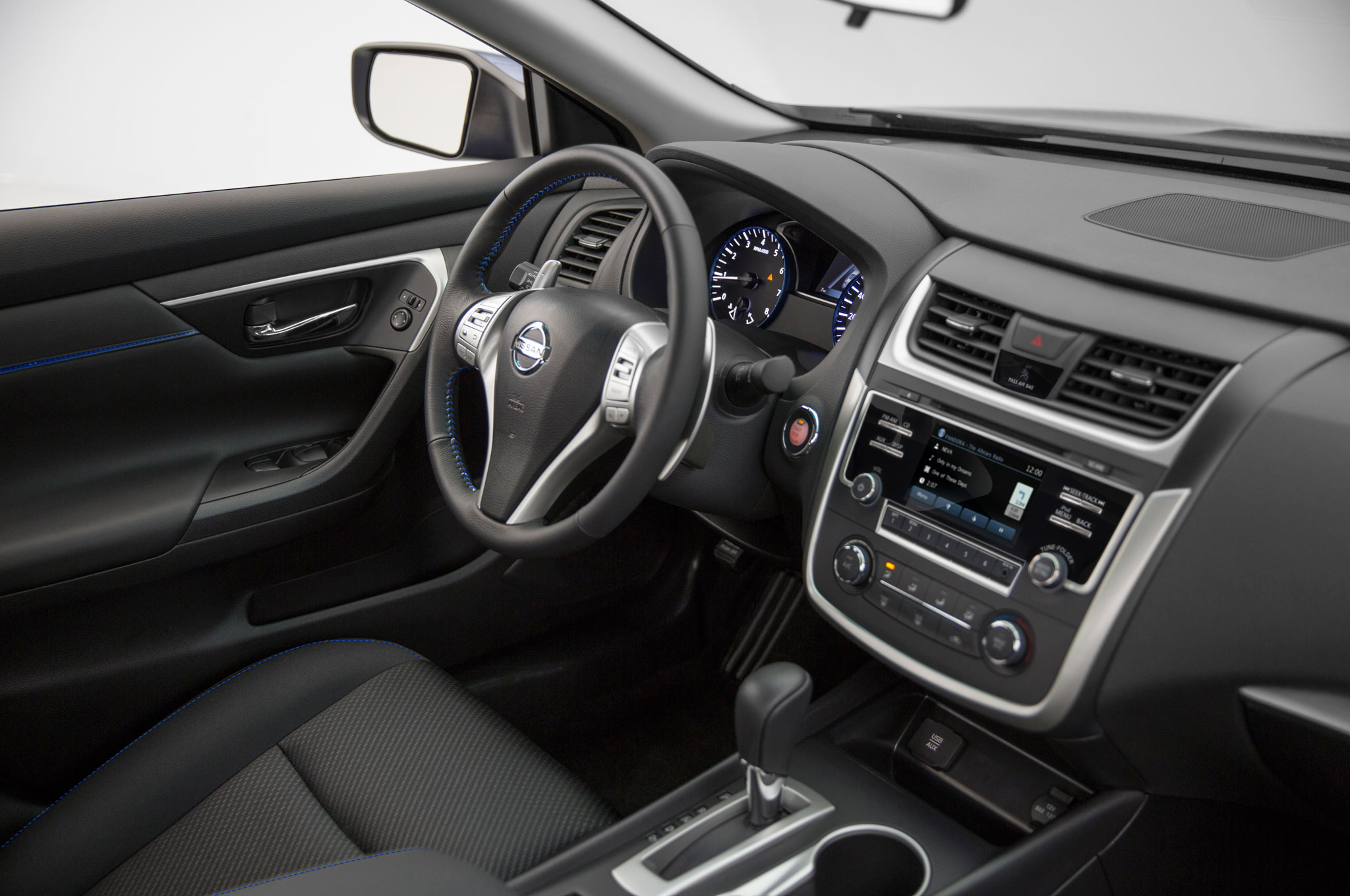 Inside Nissan