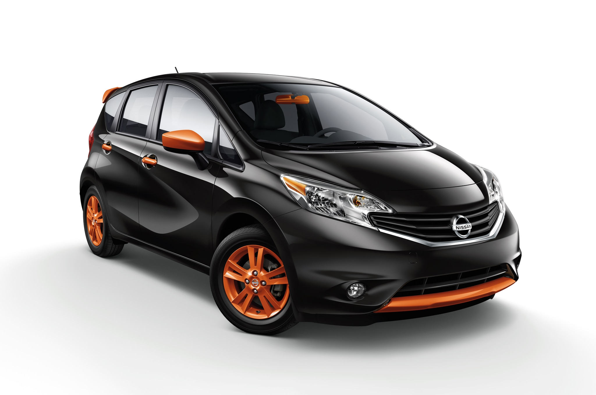 Nissan Versa Note Adds Quot Color Studio Quot Customization Program