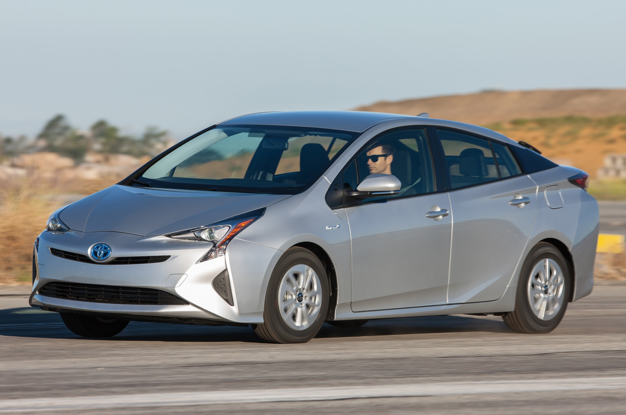 driving the 2016 toyota prius on fuji speedway in japan. Black Bedroom Furniture Sets. Home Design Ideas
