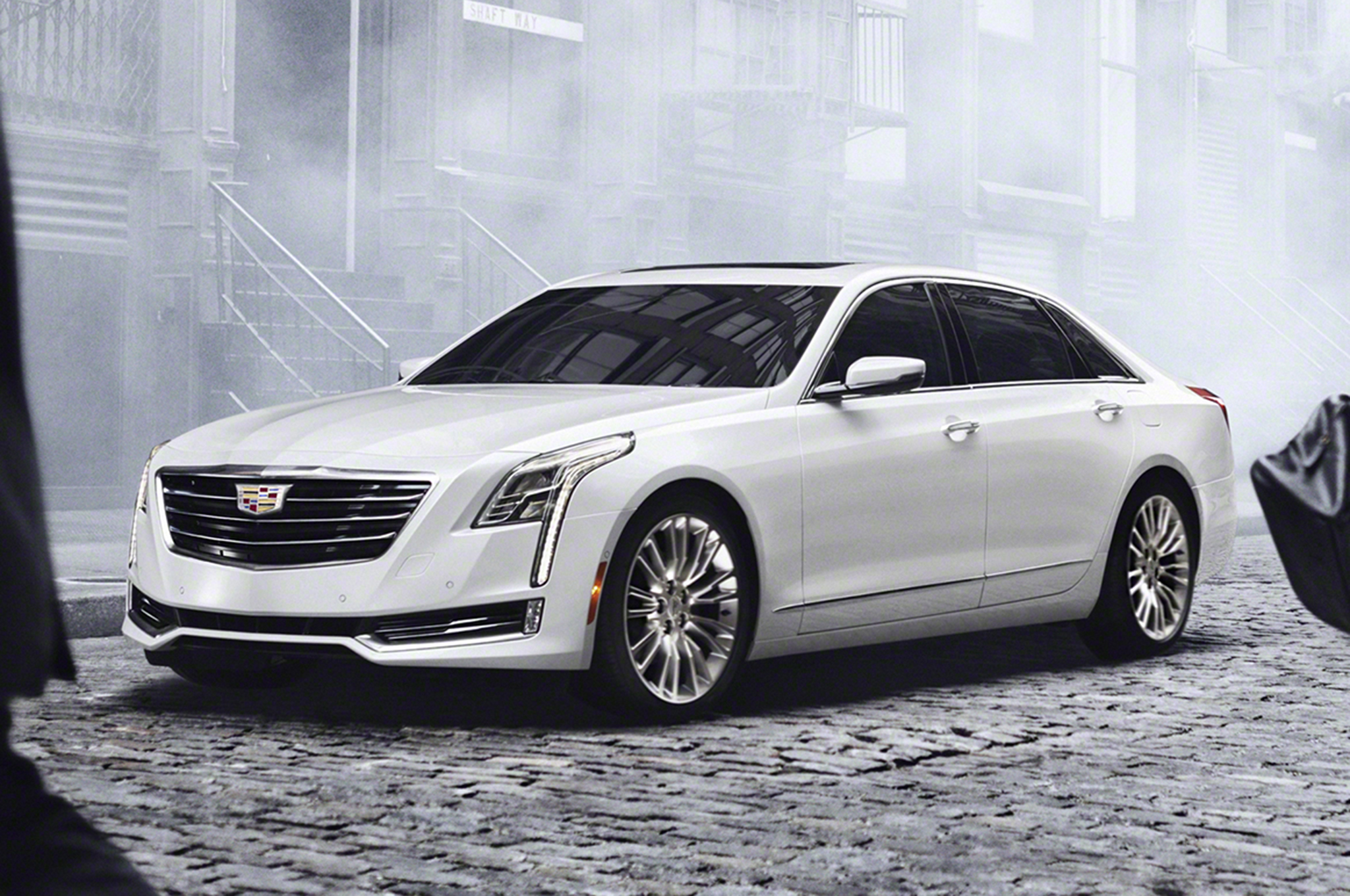 2016 Cadillac CT6 Pricing Starts At $54,490