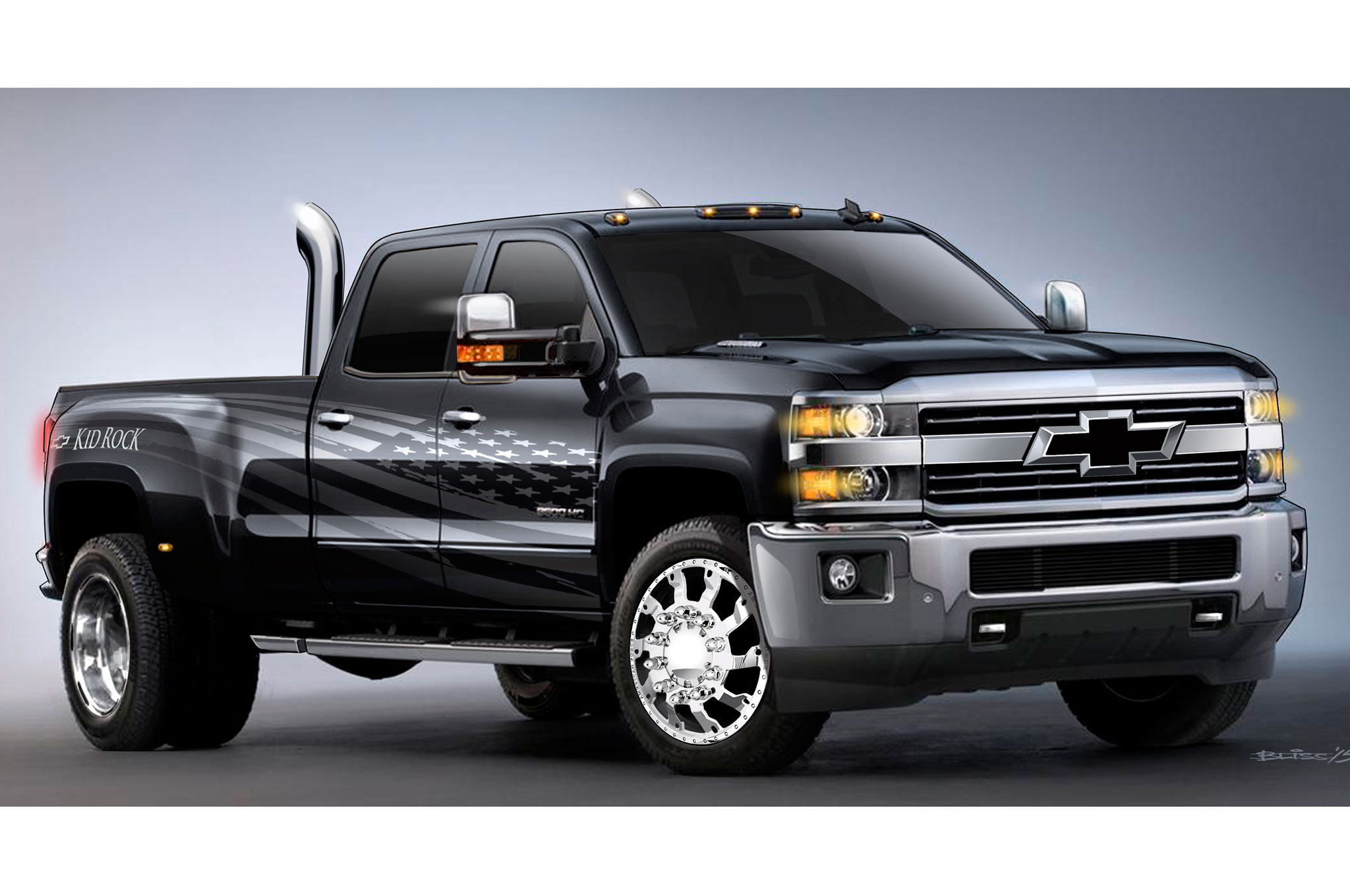fighter for based the lingenfelter reaper deeper news chevrolet into digging raptor sale silverado