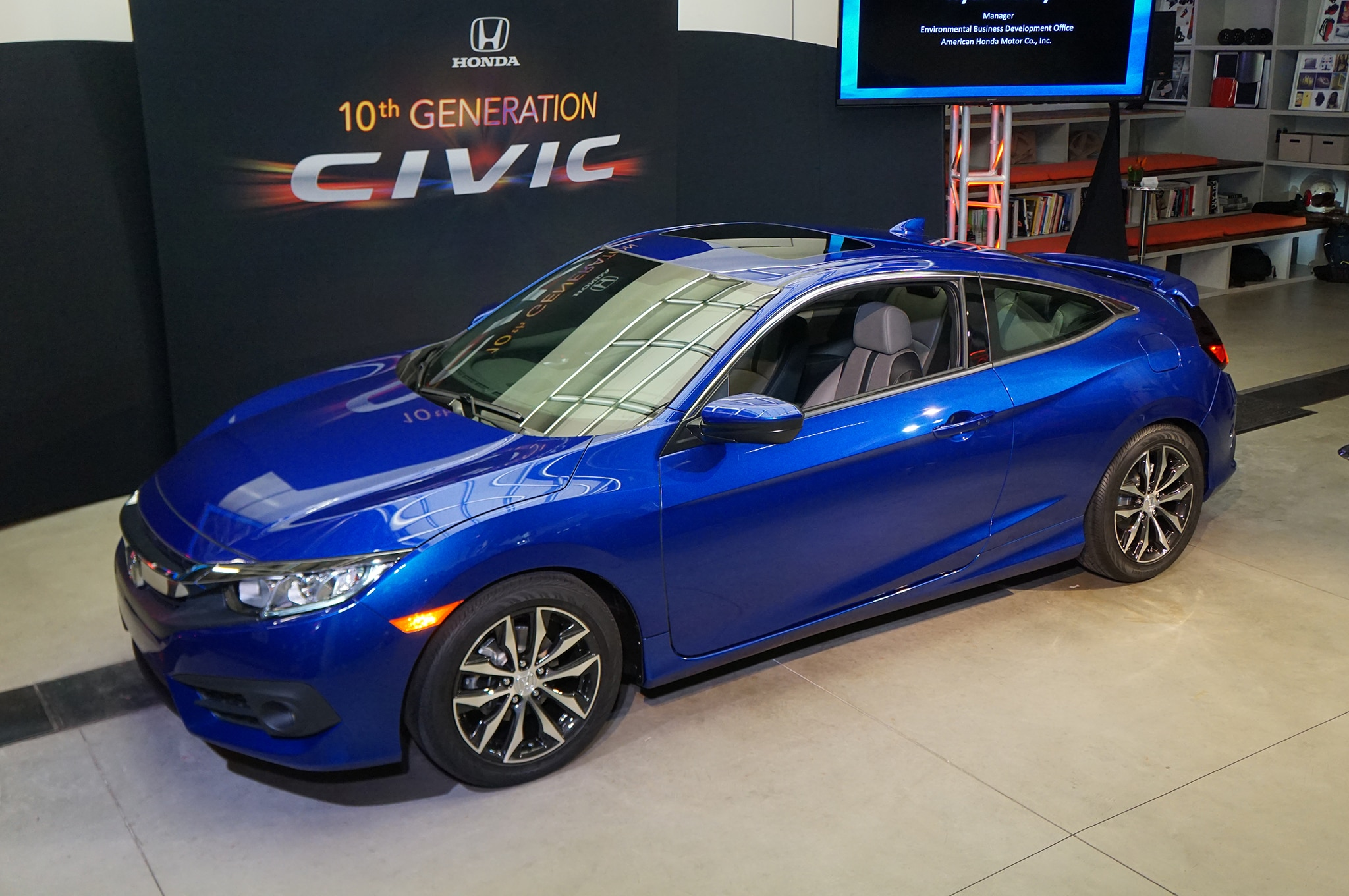 7 Things You Didnt Know About the 2016 Honda Civic Coupe