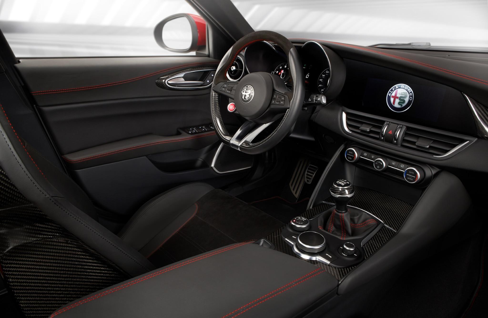 2017 Alfa Romeo Giulia Arrives In The U S In Mid 2016