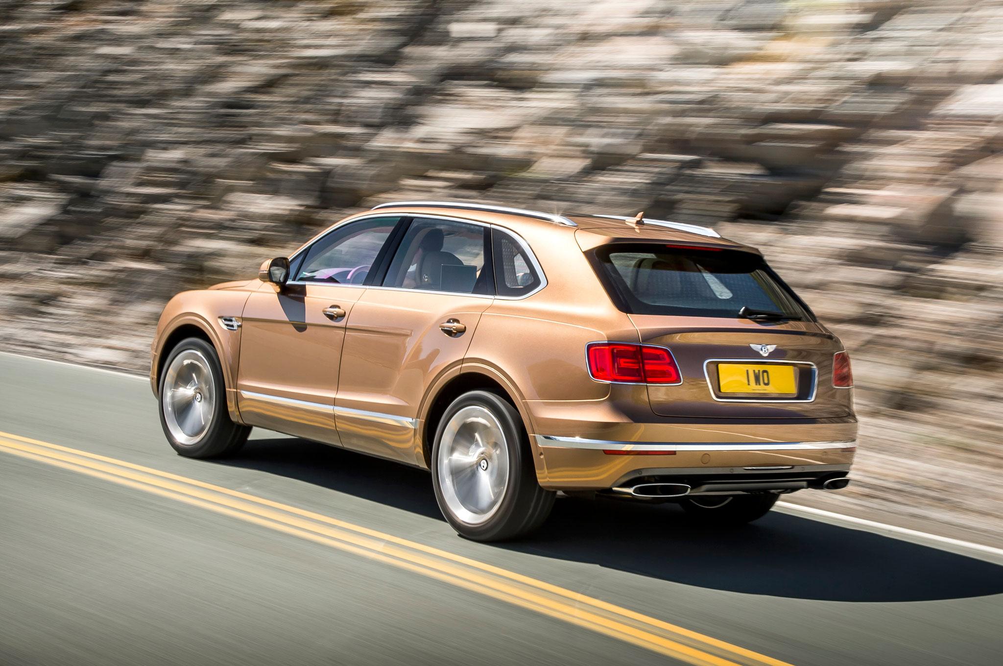2017 Bentley Bentayga First Drive Review | Automobile Magazine