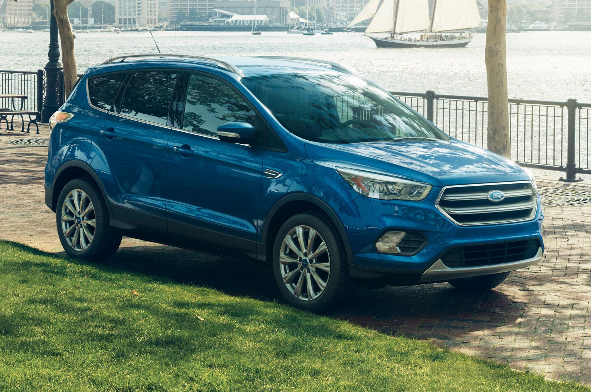 ford escape review automobile magazine