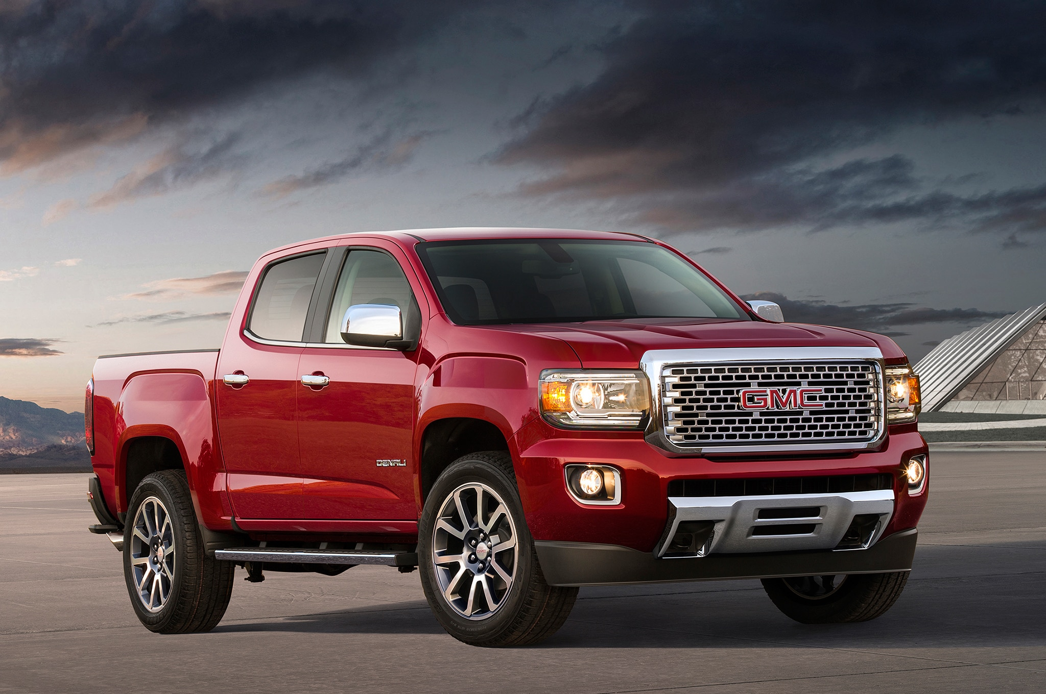 2017 gmc canyon denali 2016 sierra denali ultimate editions revealed. Black Bedroom Furniture Sets. Home Design Ideas