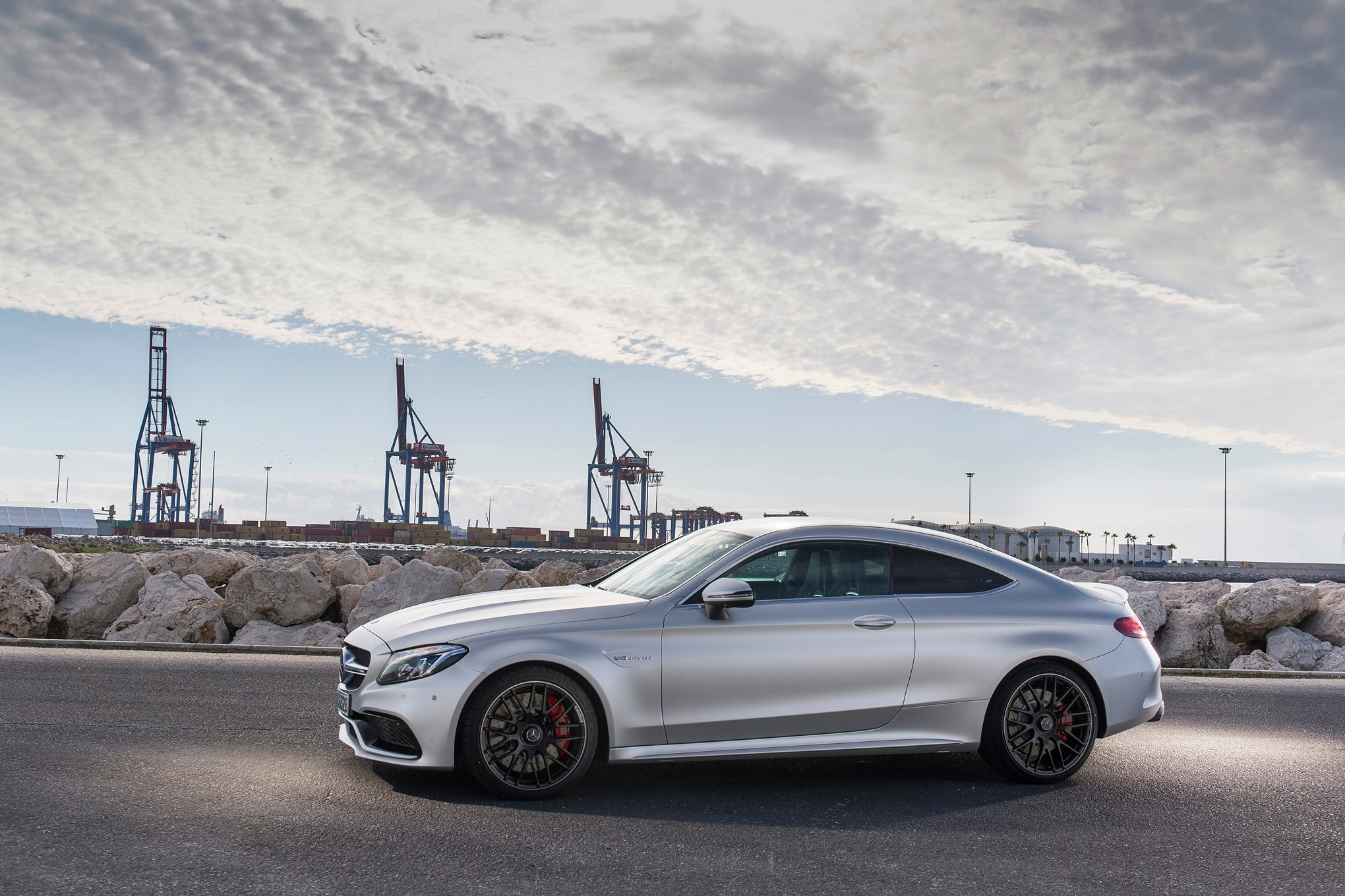 2017 mercedes-amg c63 s coupe first drive