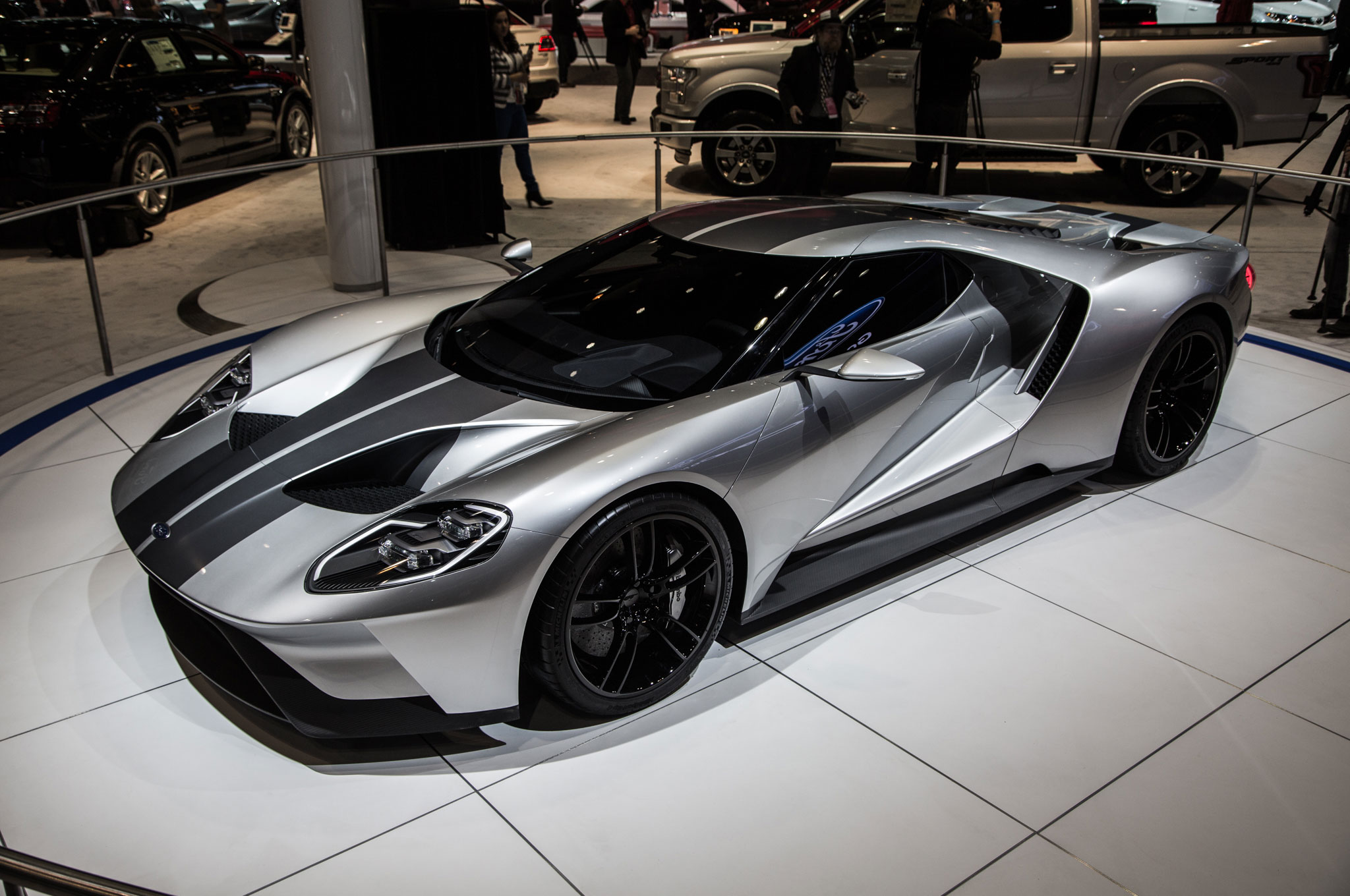 2015 Ford Gt Supercar