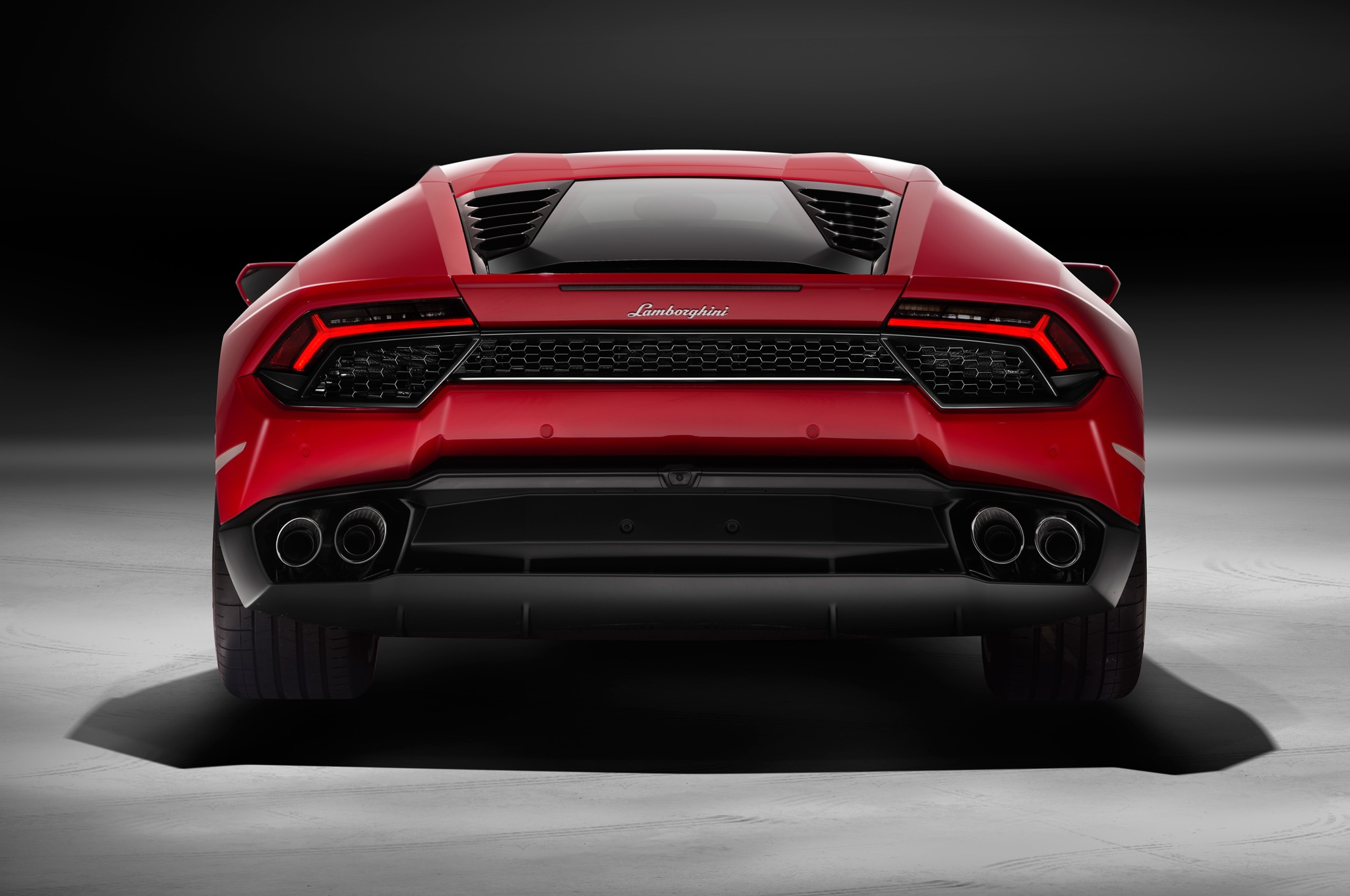 Lamborghini Huracan Lp Is A Lighter Rear Drive V Supercar