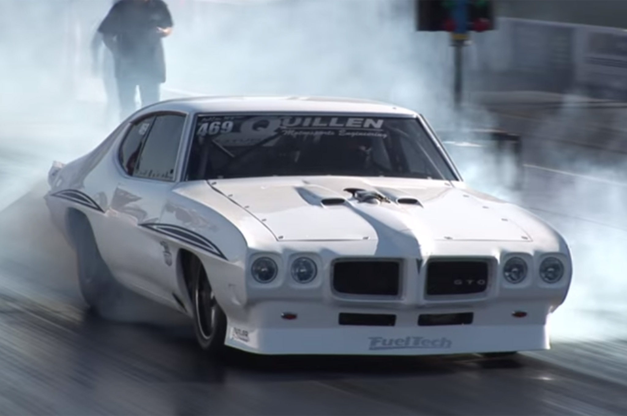 Street Outlaws Drivers Safely Recovering After Crash