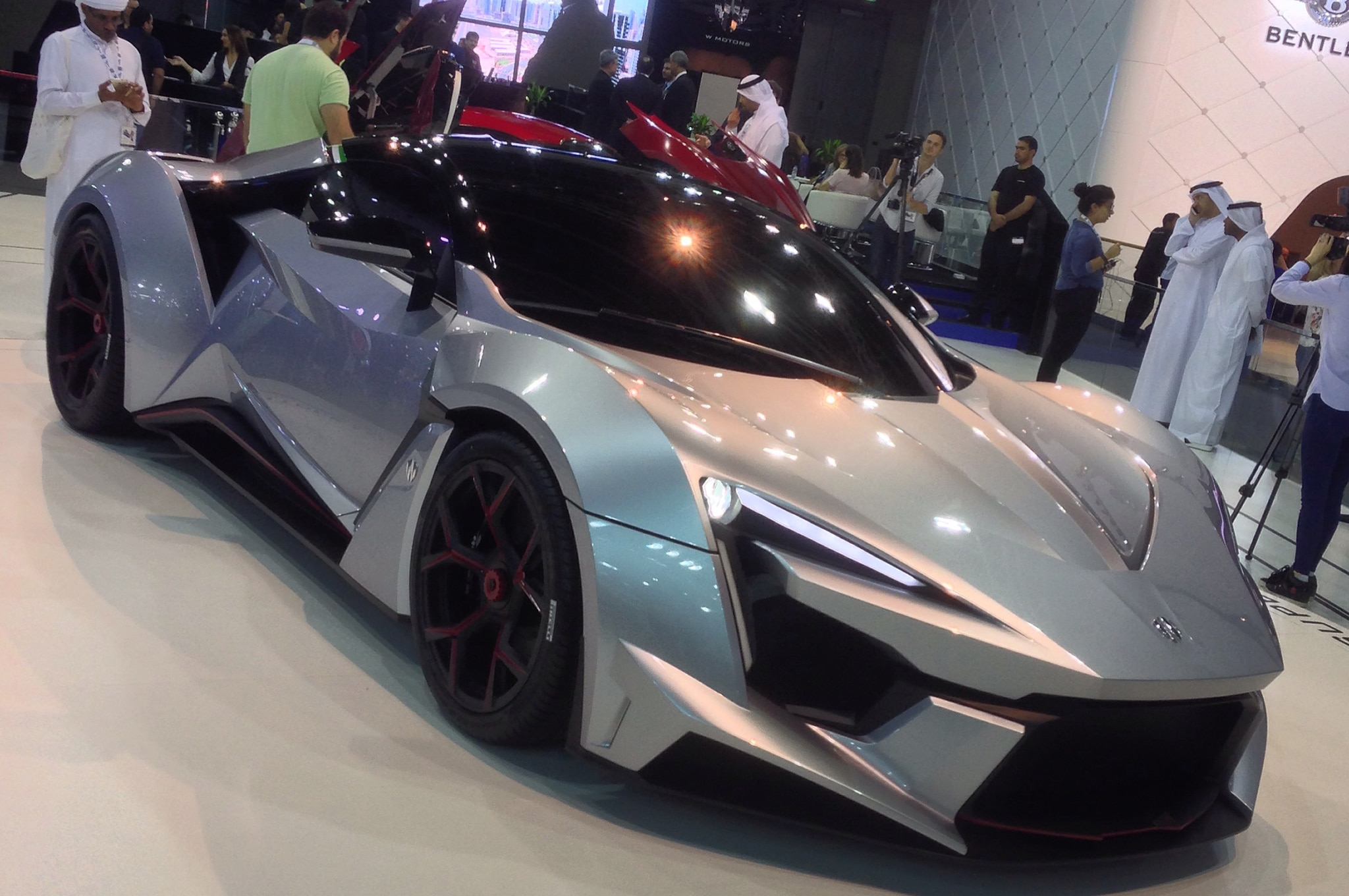 W Motors Reveals 900 Hp Fenyr Supersport Hypercar