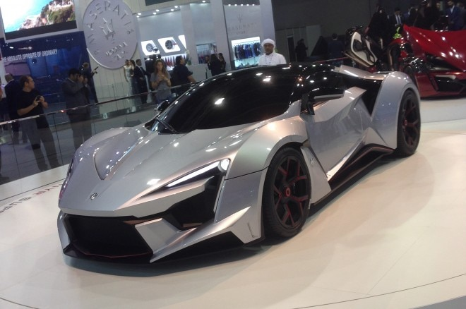 W Motors Fenyr SuperSport Front Three Quarters