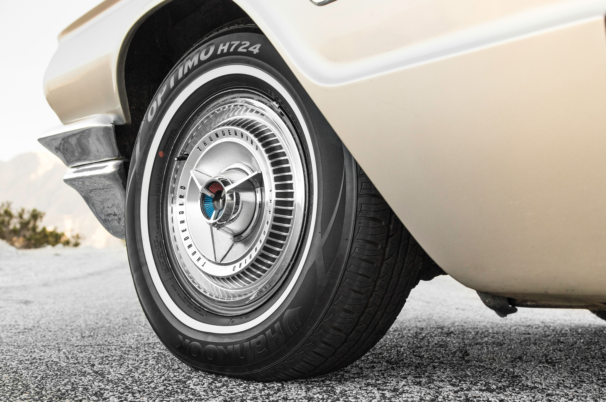 With 4,500 pounds of road-hugging weight under you, make sure you have the front-disc brakes that come with the 1965 and 1966 models.