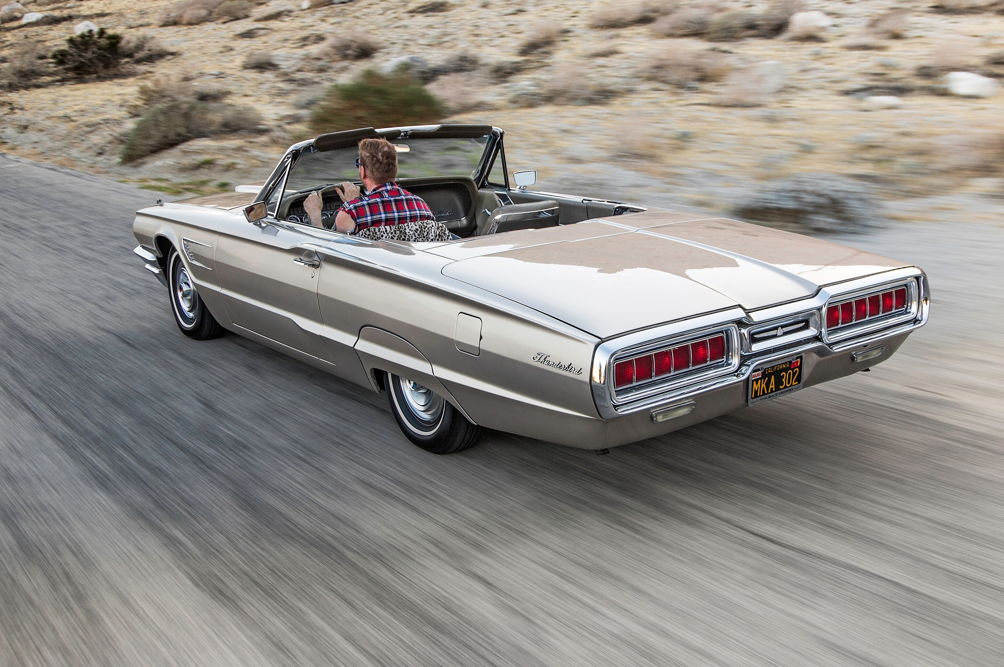 Collectible Classic: 1964-1966 Ford Thunderbird Convertible