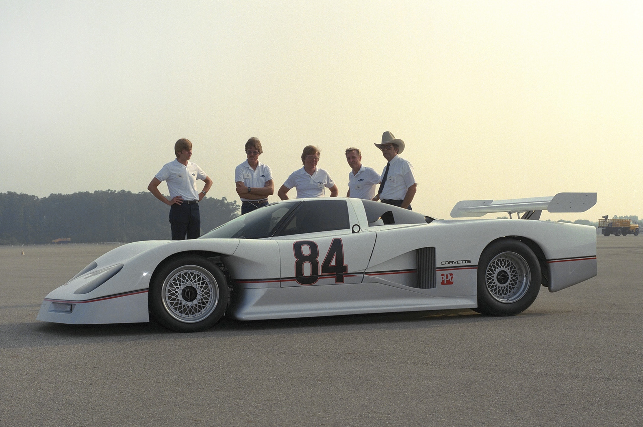 1984 Corvette Grand Touring Prototype Gtp