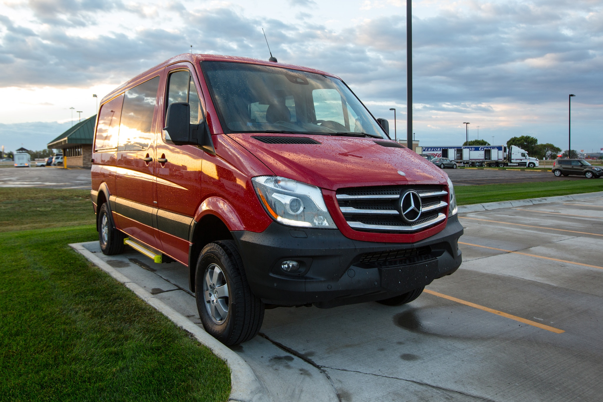 in search of adventure in the 2015 mercedes benz sprinter crew 4x4. Black Bedroom Furniture Sets. Home Design Ideas