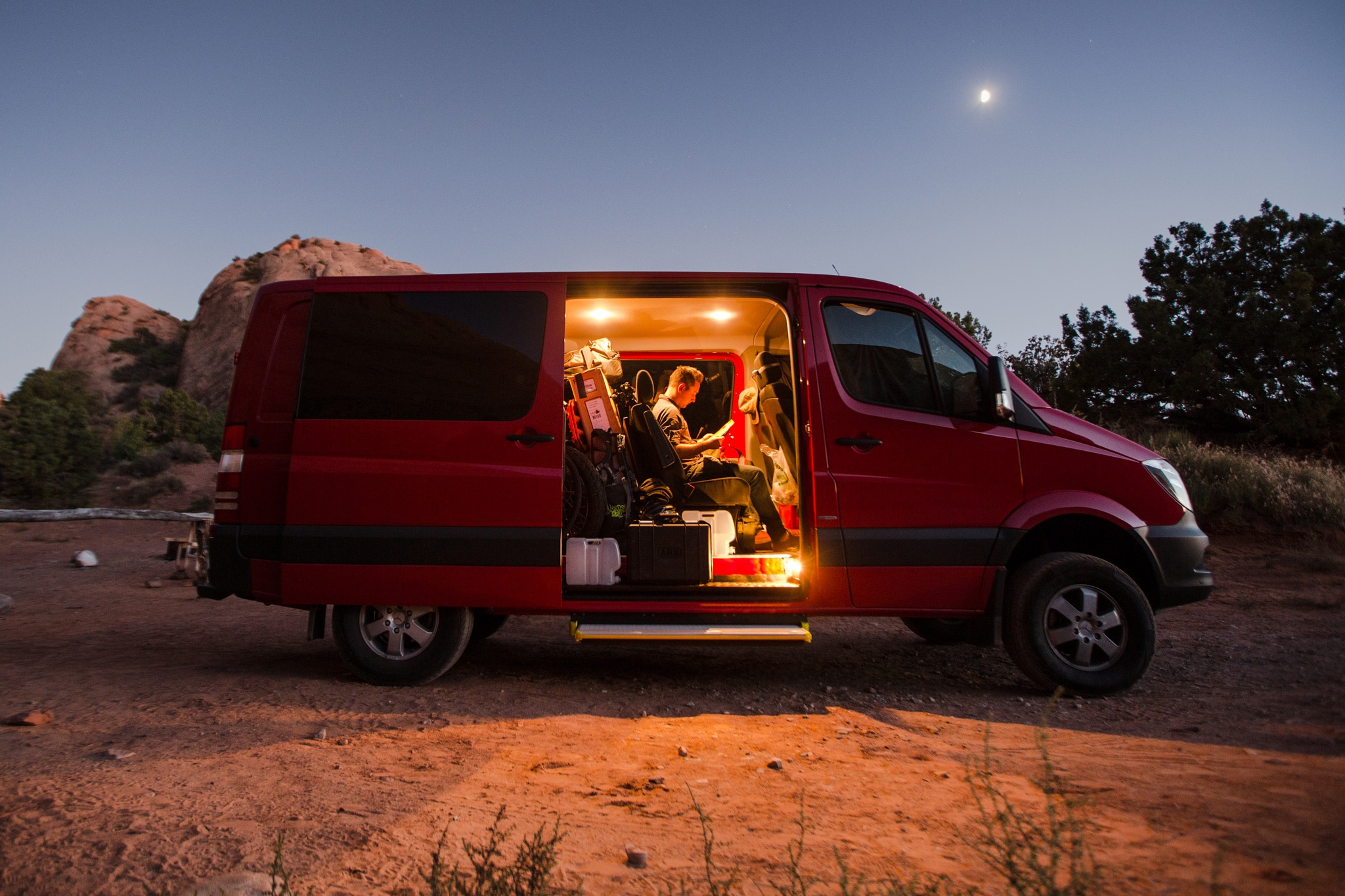 in search of adventure in the 2015 mercedes benz sprinter. Black Bedroom Furniture Sets. Home Design Ideas