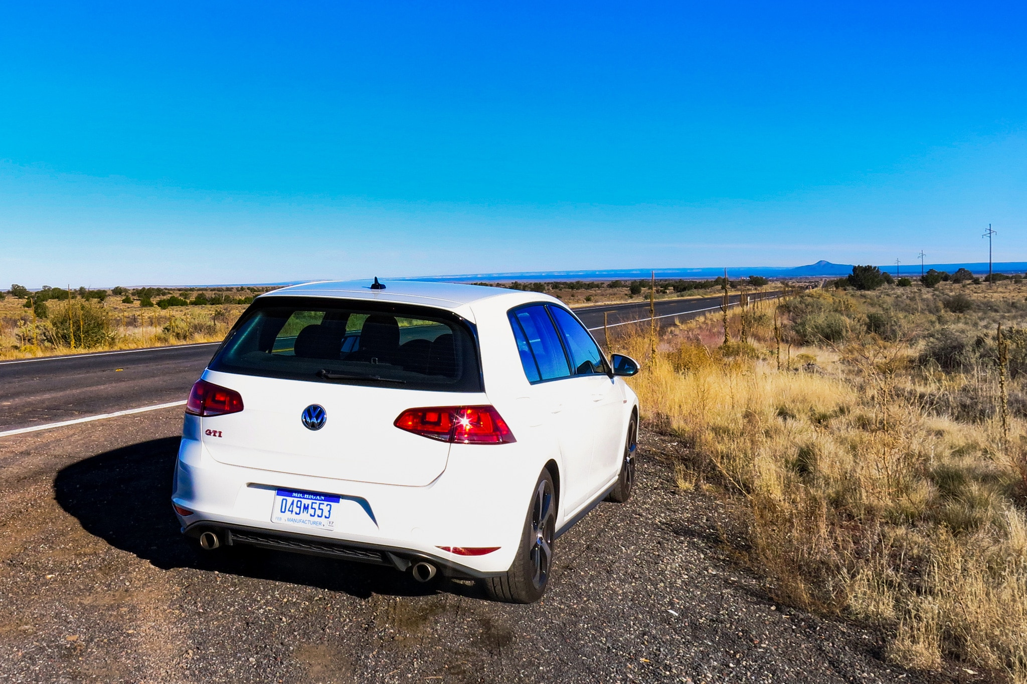 2015 Volkswagen Golf GTI  Trekking Across the USA