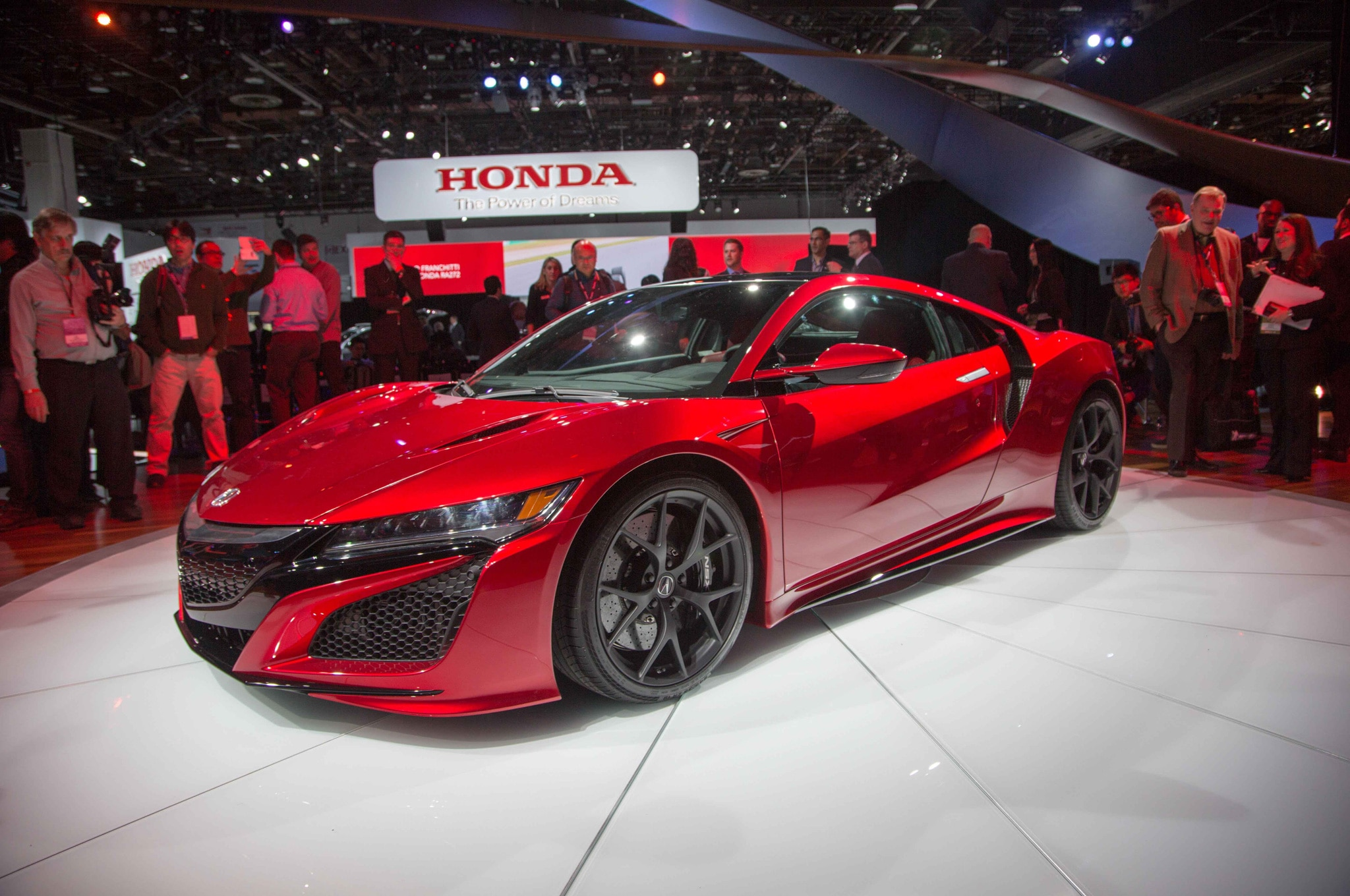 2017 Acura NSX Priced From $157,800-$207,500