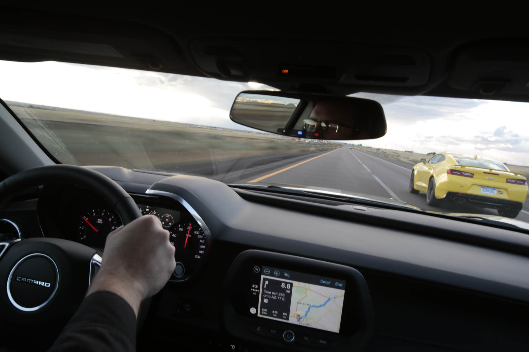 Road Track And Dyno 1 500 Miles In The 2016 Chevrolet