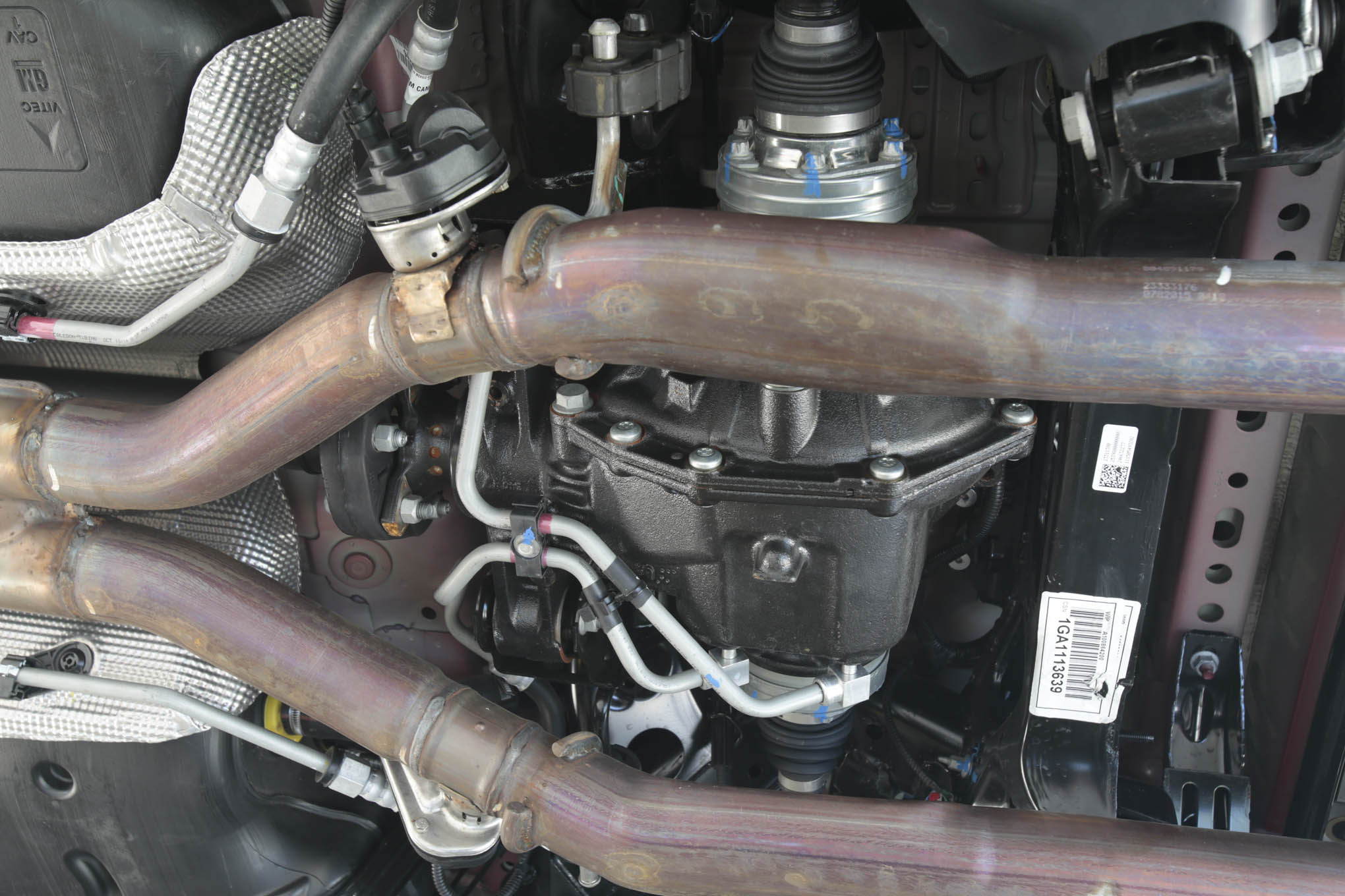 Differential Oil Cooler : Road track and dyno miles in the chevrolet