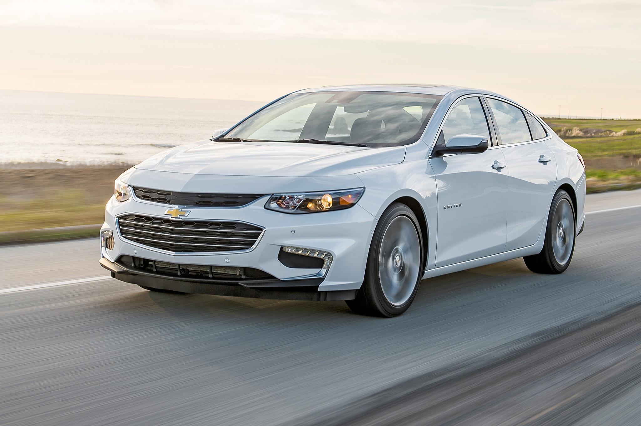2016 Chevrolet Malibu Hybrid Gets 47 Mpg City Autoblog | 2017 - 2018 ...