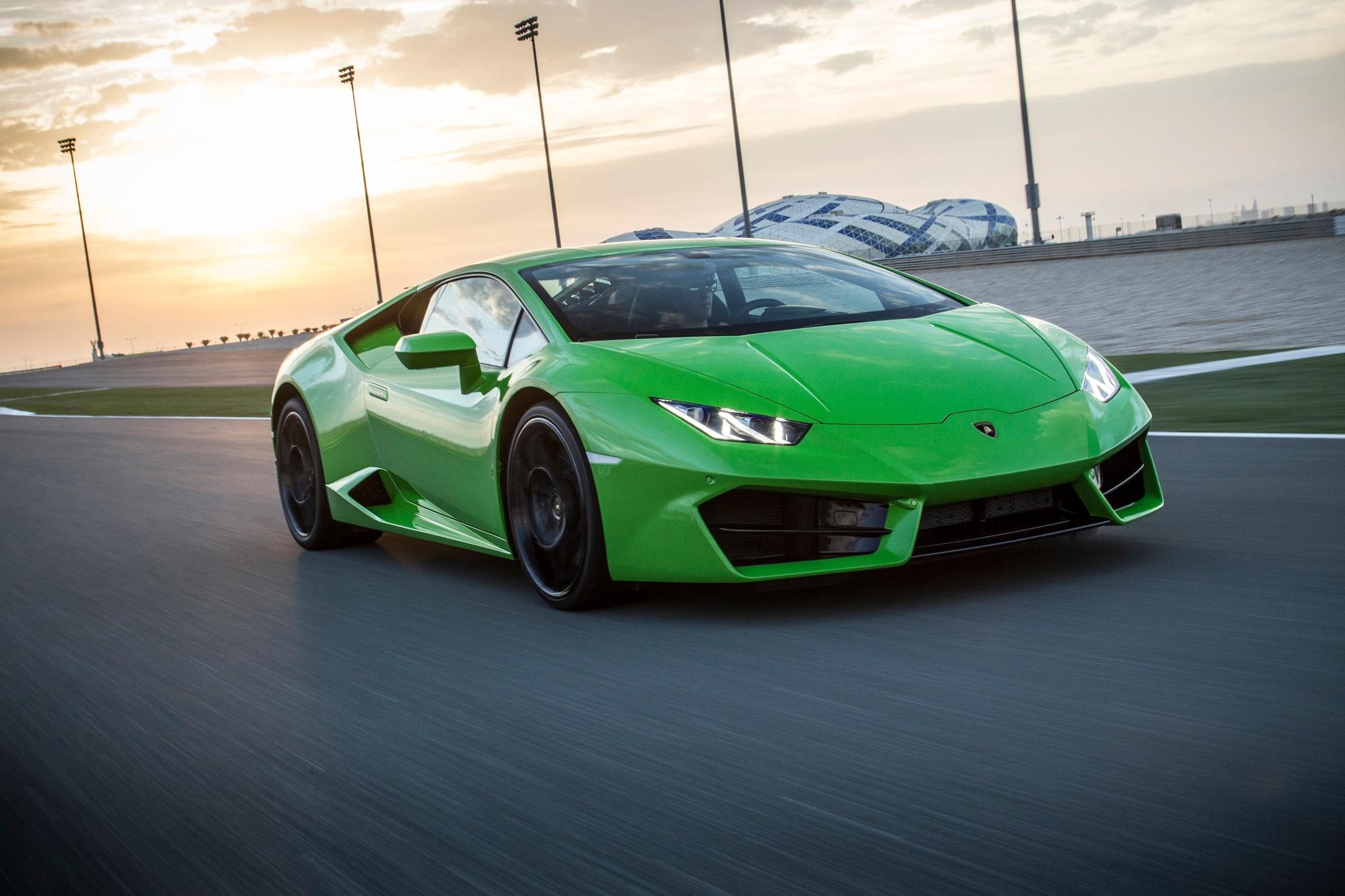 2016-Lamborghini-Huracan-LP580-2-front-three-quarter-in-motion-055 Marvelous Lamborghini Huracan Price In Uae Cars Trend