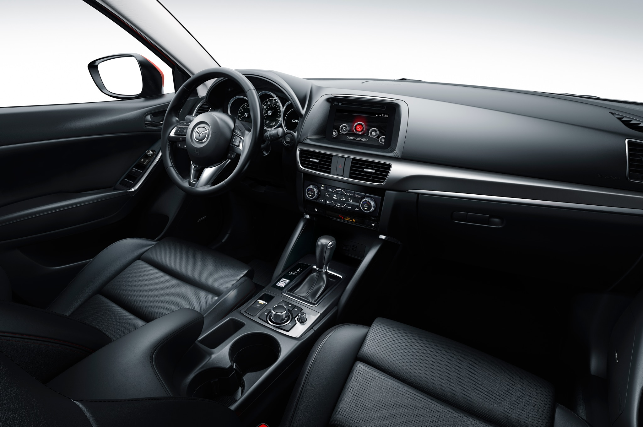 2016 5 mazda cx 5 updated with more standard features for Interior mazda cx 5