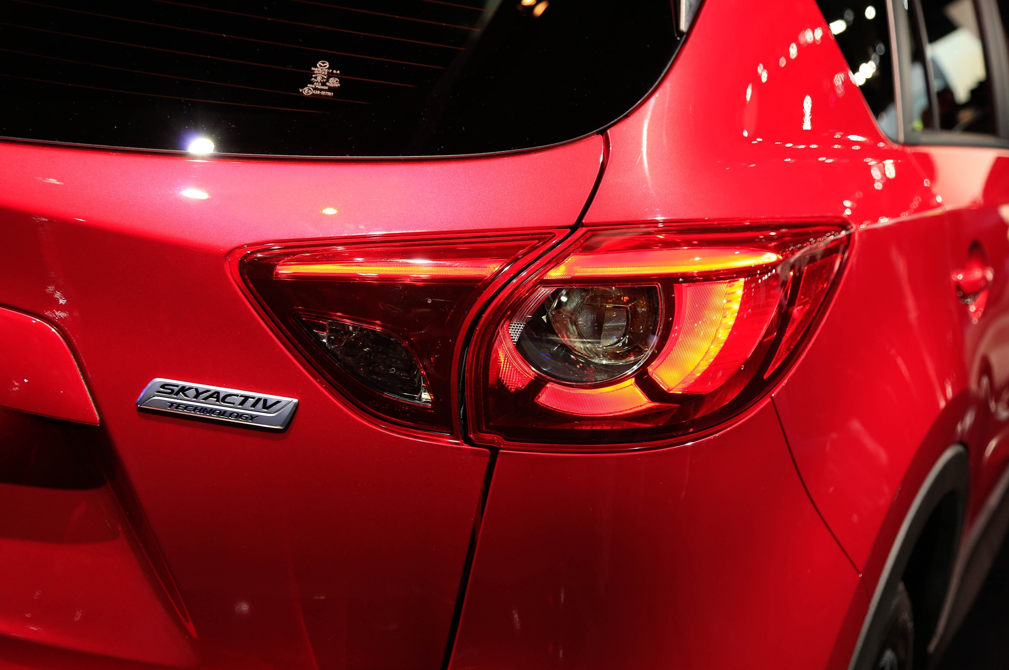 to mazda cx the beat hard articles guide car en
