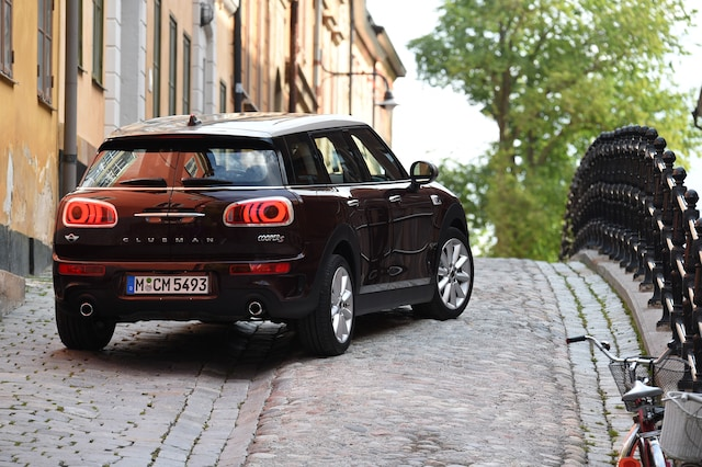 2016 Mini Clubman Specifications