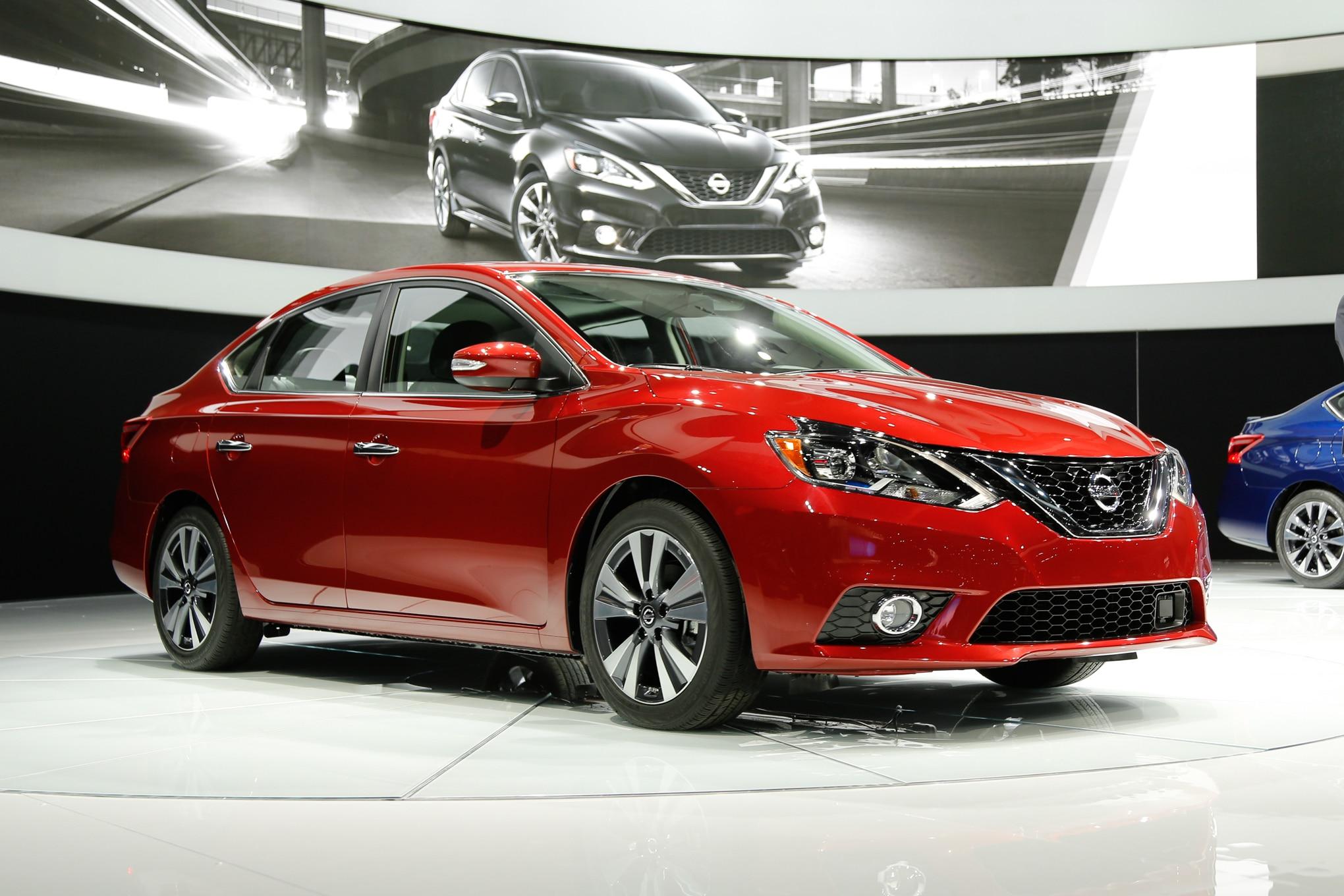 2016 Nissan Sentra Pricing Rises $200-$1,450