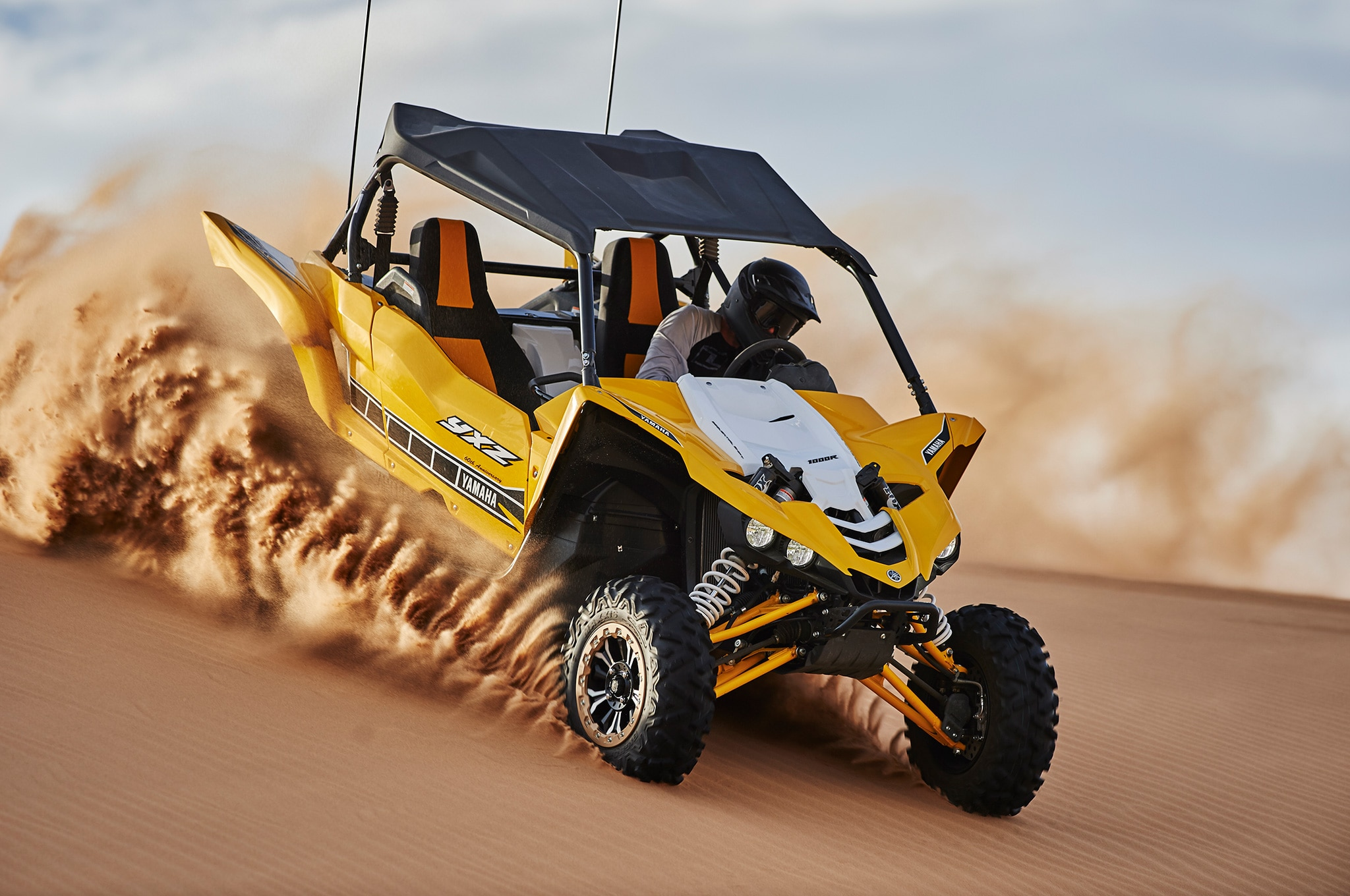 2016 Yamaha YXZ1000R Review