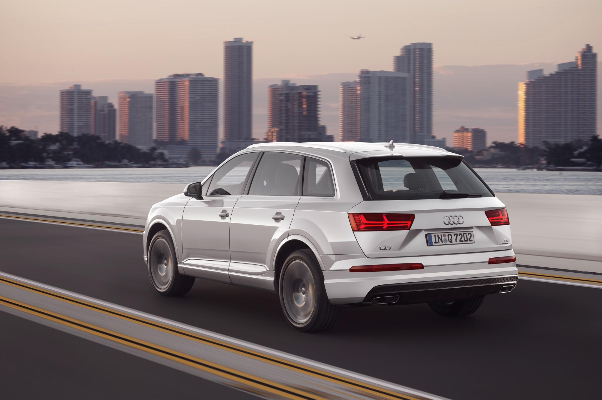 Audi Q Review - Audi q series cars