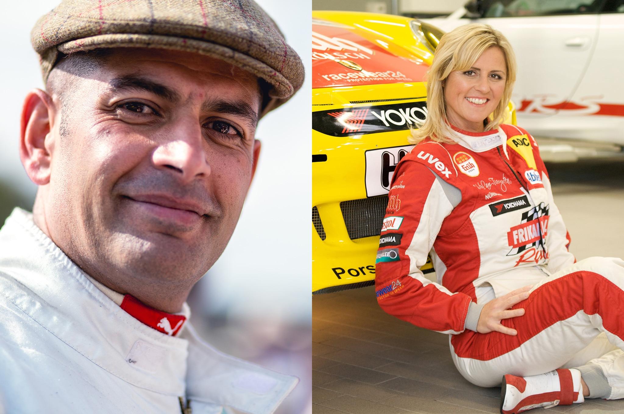 """Report Chris Harris Sabine Schmitz Joining Revamped """"Top Gear"""""""