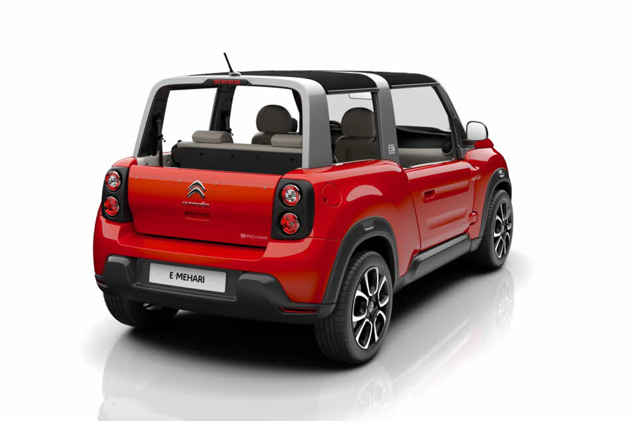 all electric citroen e mehari convertible heading to production. Black Bedroom Furniture Sets. Home Design Ideas