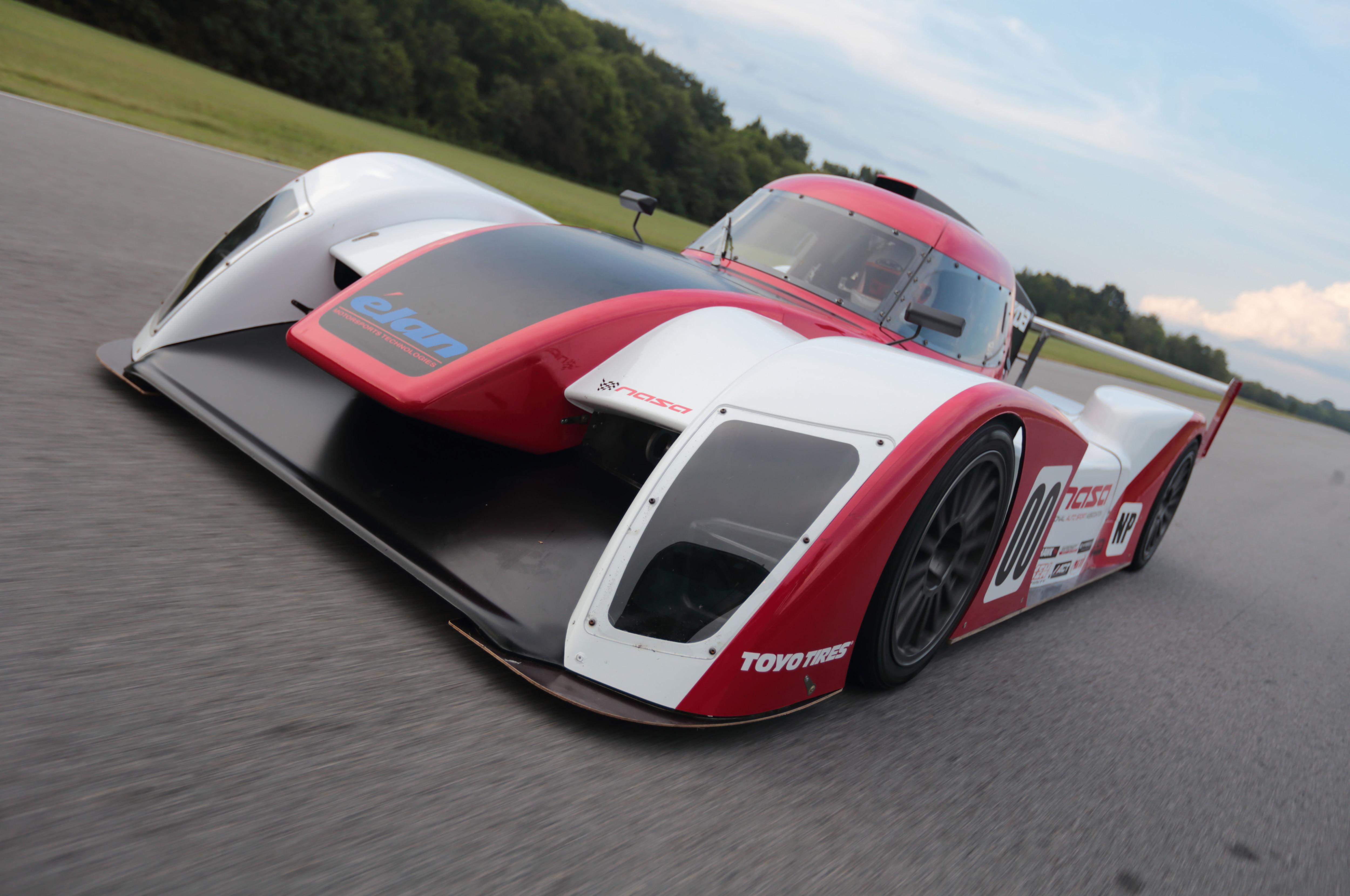 Elan NP01 Race Car Review