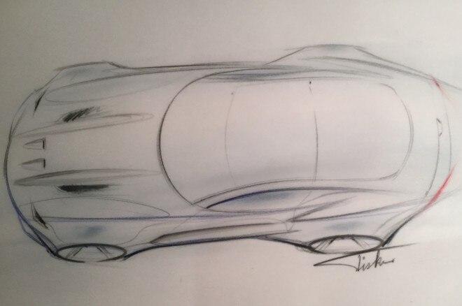 Henrik Fisker Design The Force 1 Sketch 660x438