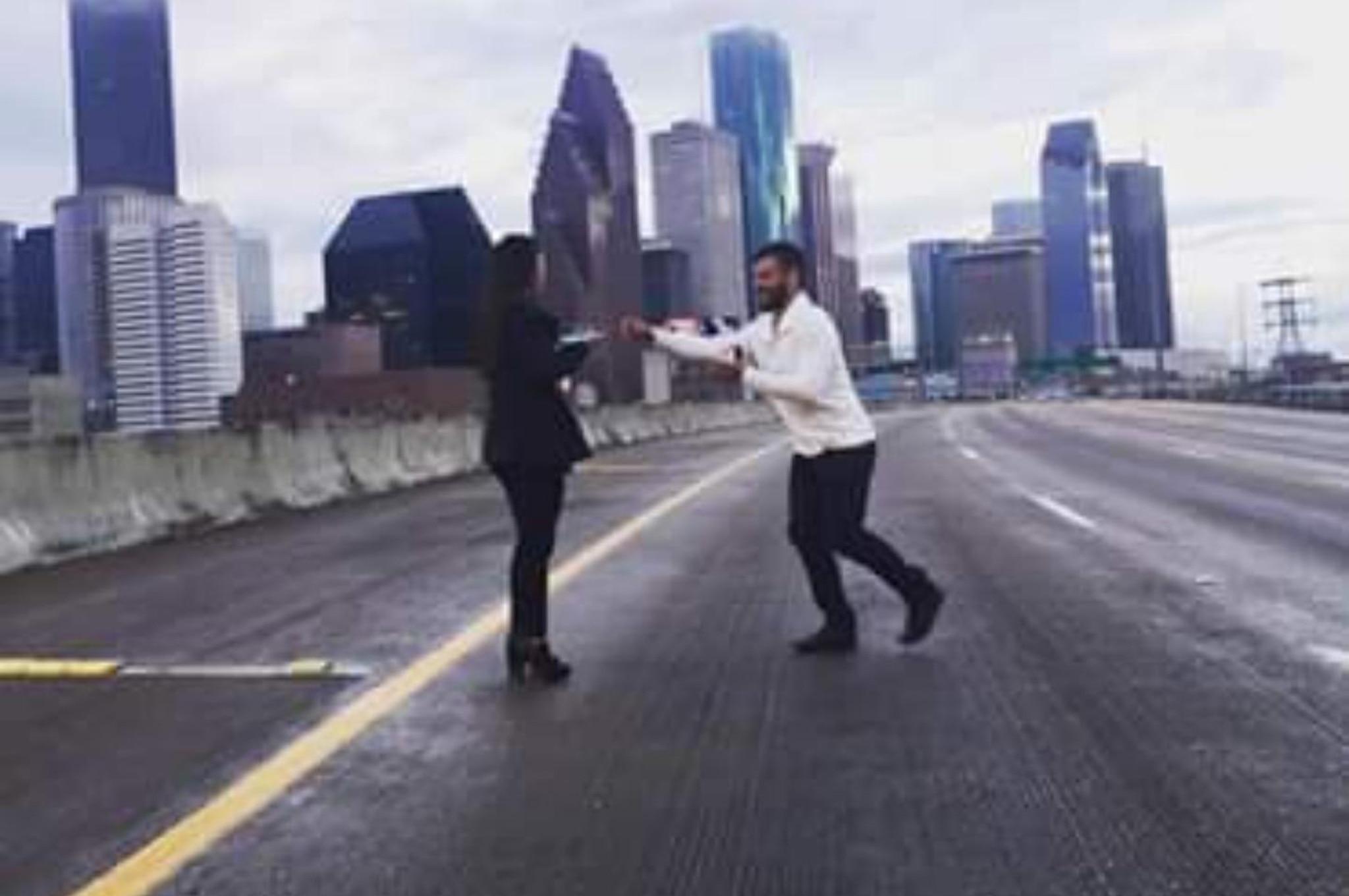 Houston I45 Proposal