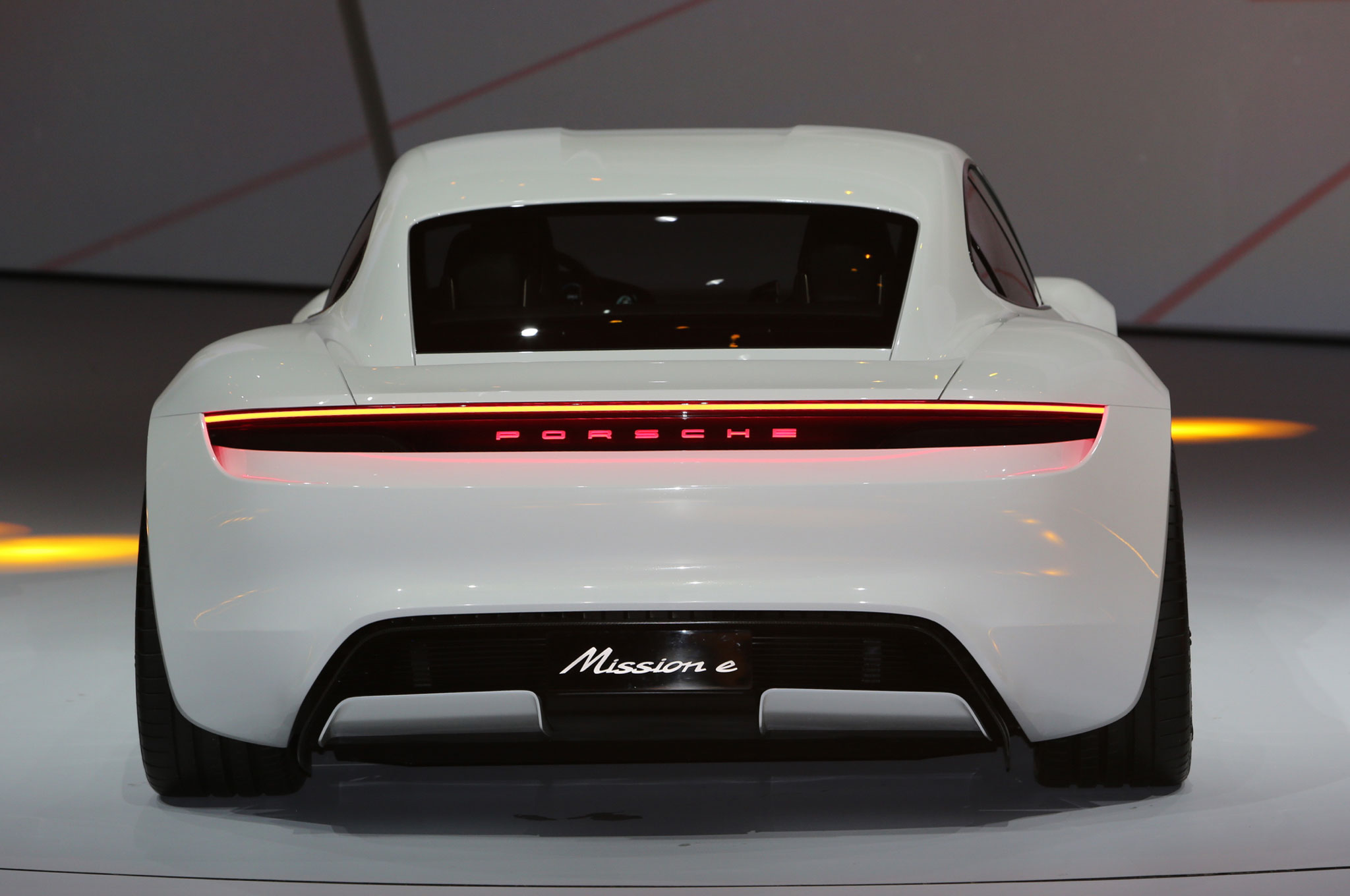 Porsche Confirms Mission E Electric Car Headed To Production