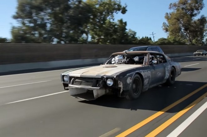 Watch Roadkill Combine An Oval Track Stock Car And A 1970