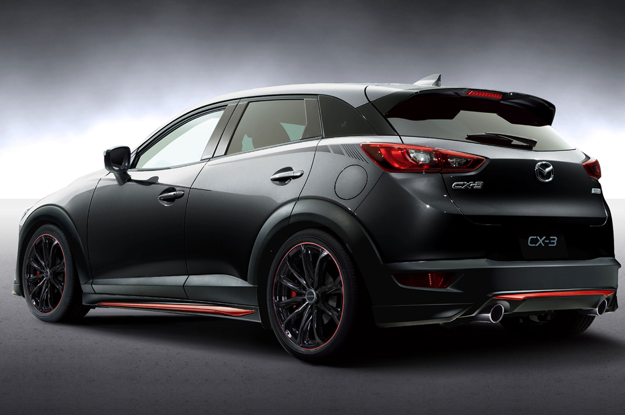 Mazda to Showcase Miata, CX-3 Racing Concepts at Tokyo Auto Salon