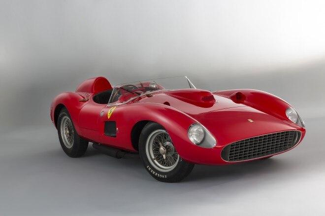 1957 Ferrari 315 335 S Scaglietti Spyer Collection Bardinon 7 ArtcurialPhotographeChristianMartin 660x438