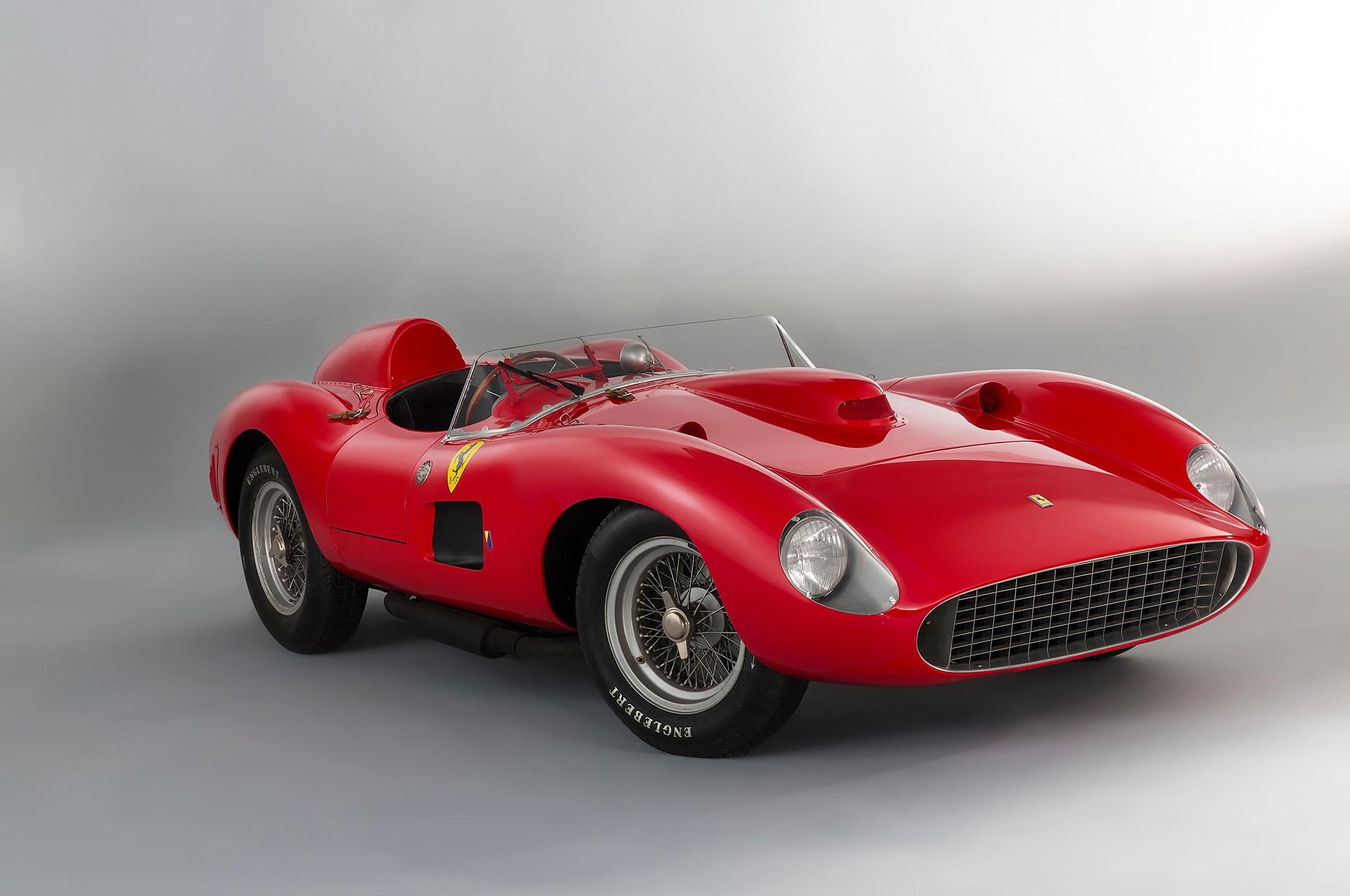 1957 Ferrari 315 335 S Scaglietti Spyer Collection Bardinon 7 ArtcurialPhotographeChristianMartin