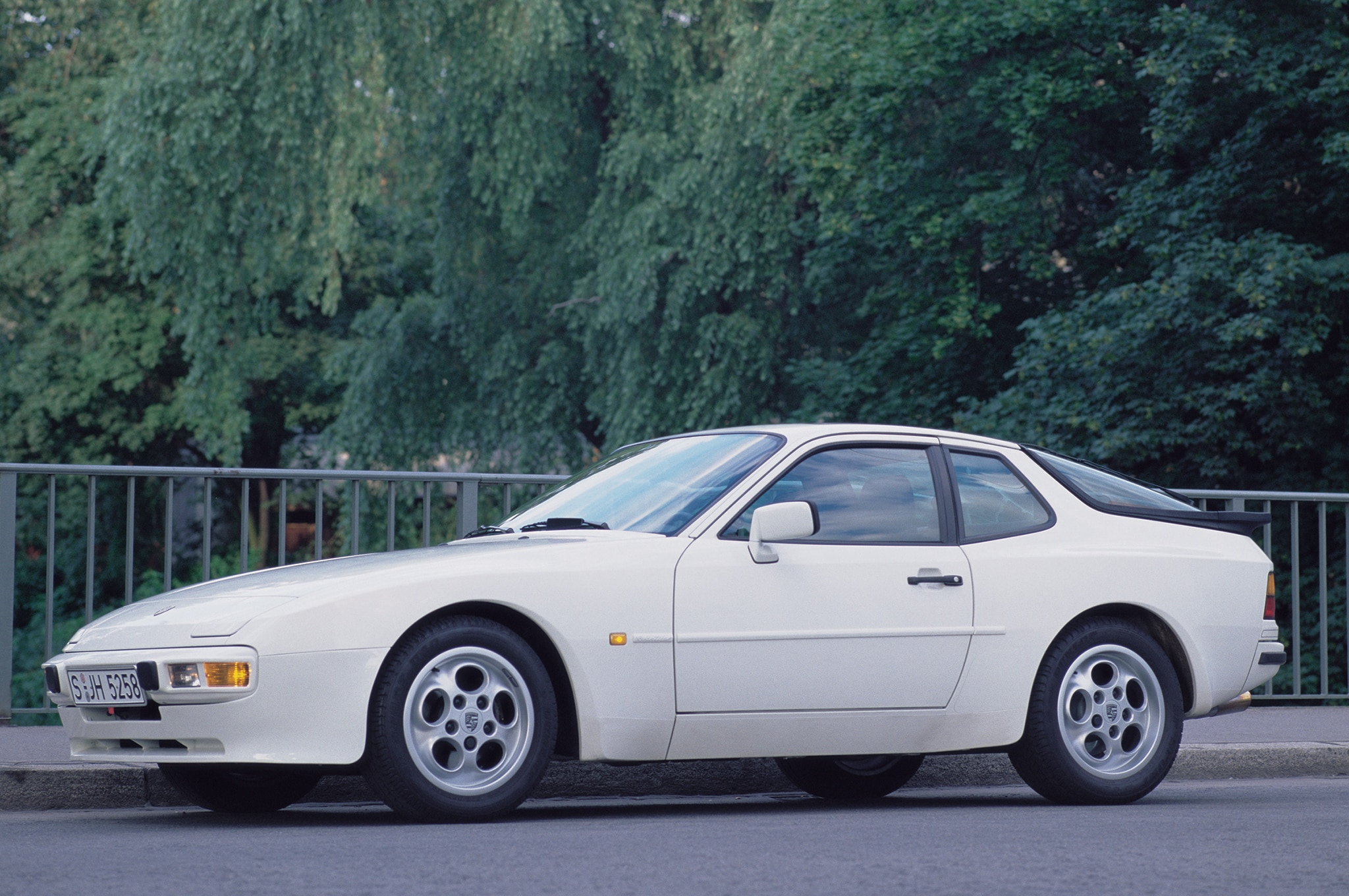 how to 1986 89 porsche 944 turbo