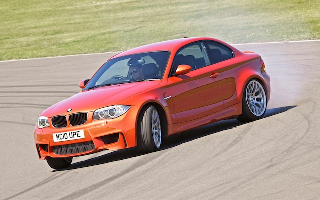 The BMW M And Its FrontWheelDrive Future - Bmw 1 series m coupe price