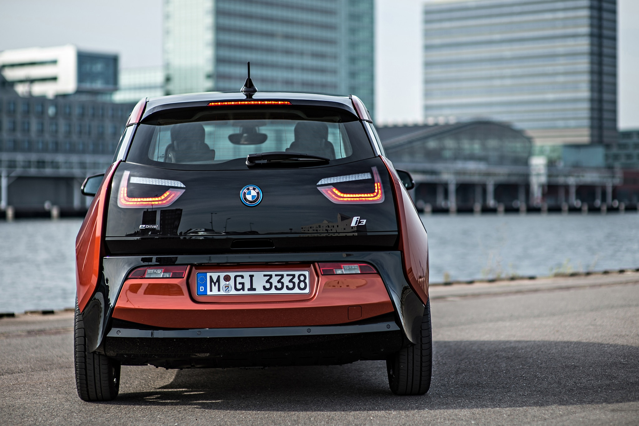 2017 Bmw I3 Ev Range To Increase 50 Percent