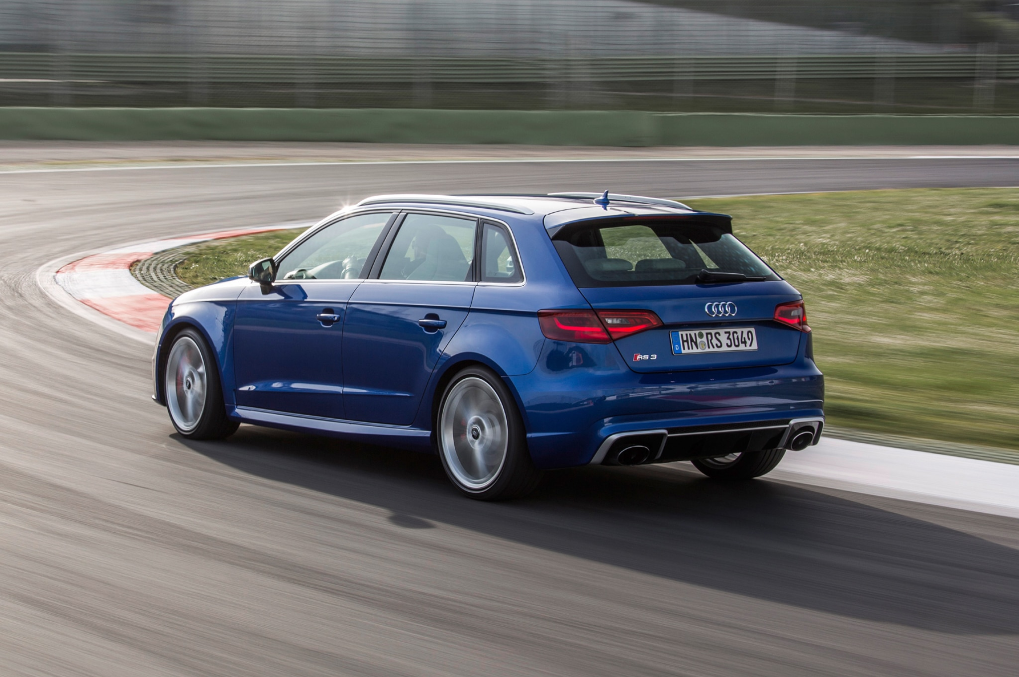Audi RS3 Coming to U.S. in 2017 with New Five-Cylinder Turbo Engine ...