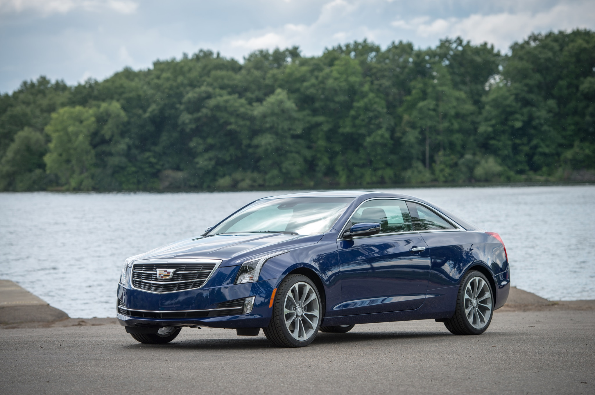 2016 cadillac ats coupe 3 6l premium review. Black Bedroom Furniture Sets. Home Design Ideas